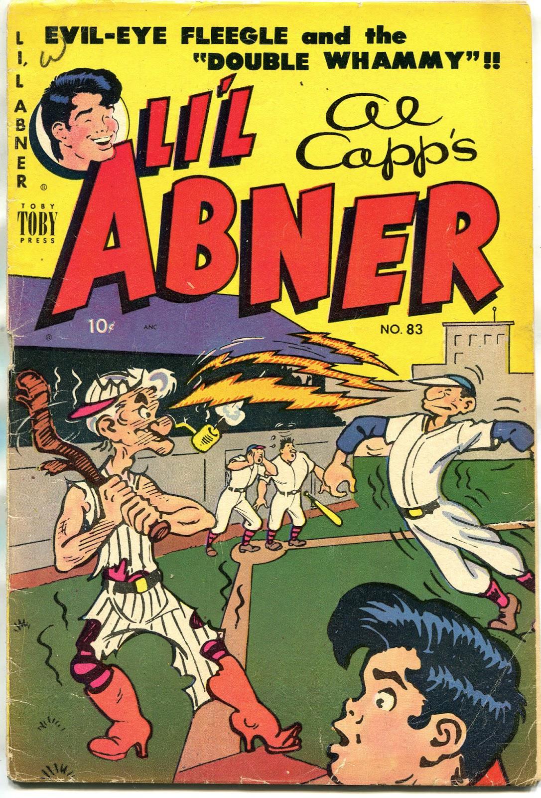 Lil Abner Comics 83 Page 1