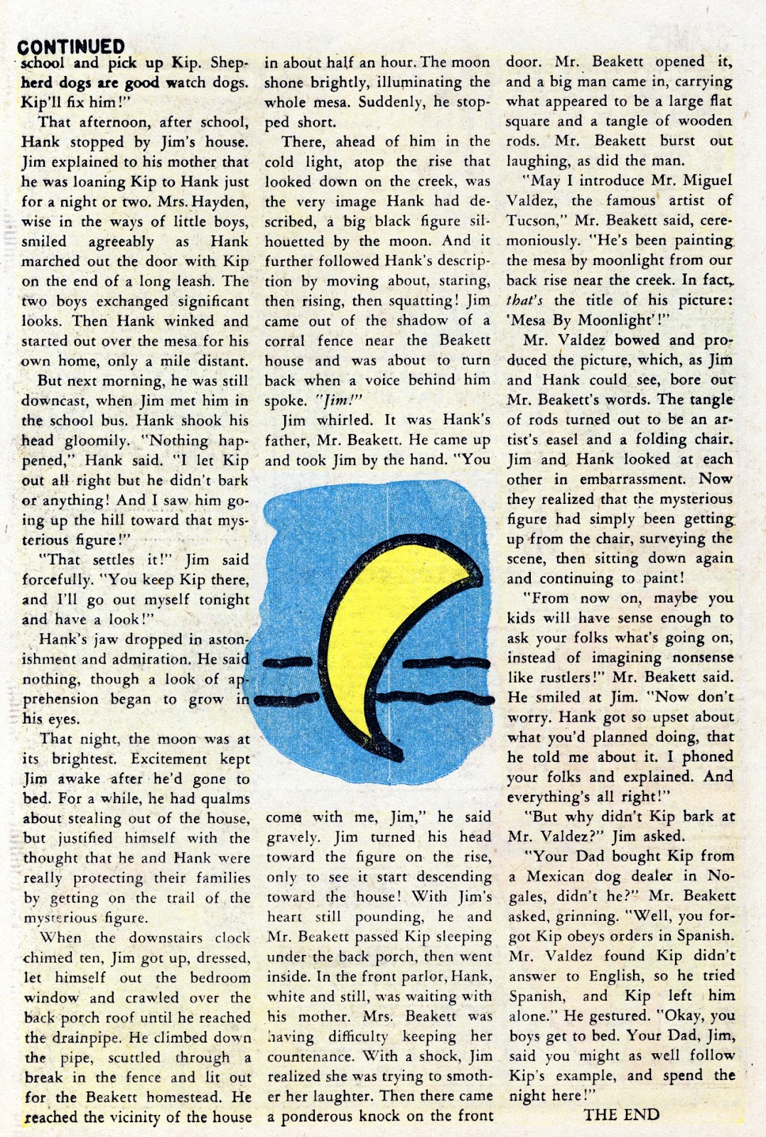 Gunsmoke Western issue 76 - Page 26