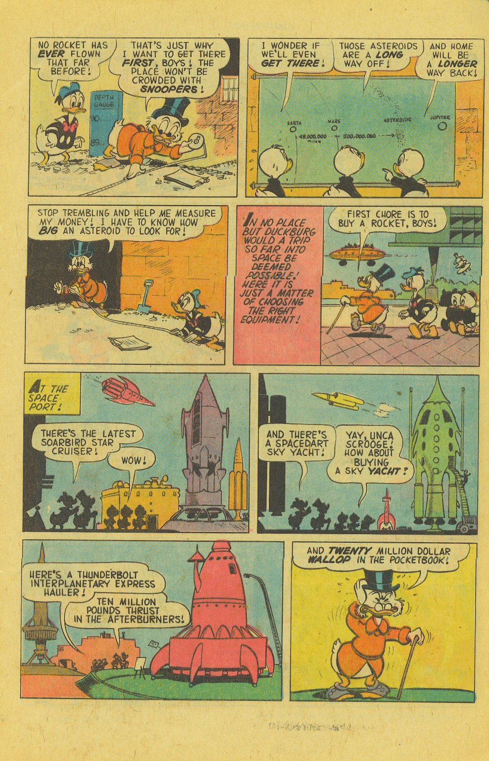 Read online Uncle Scrooge (1953) comic -  Issue #143 - 5