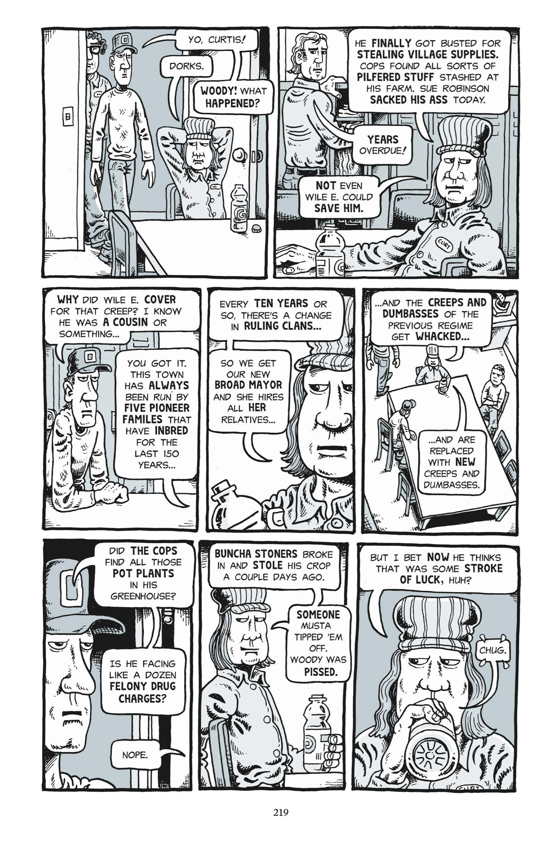 Read online Trashed comic -  Issue # Full - 211