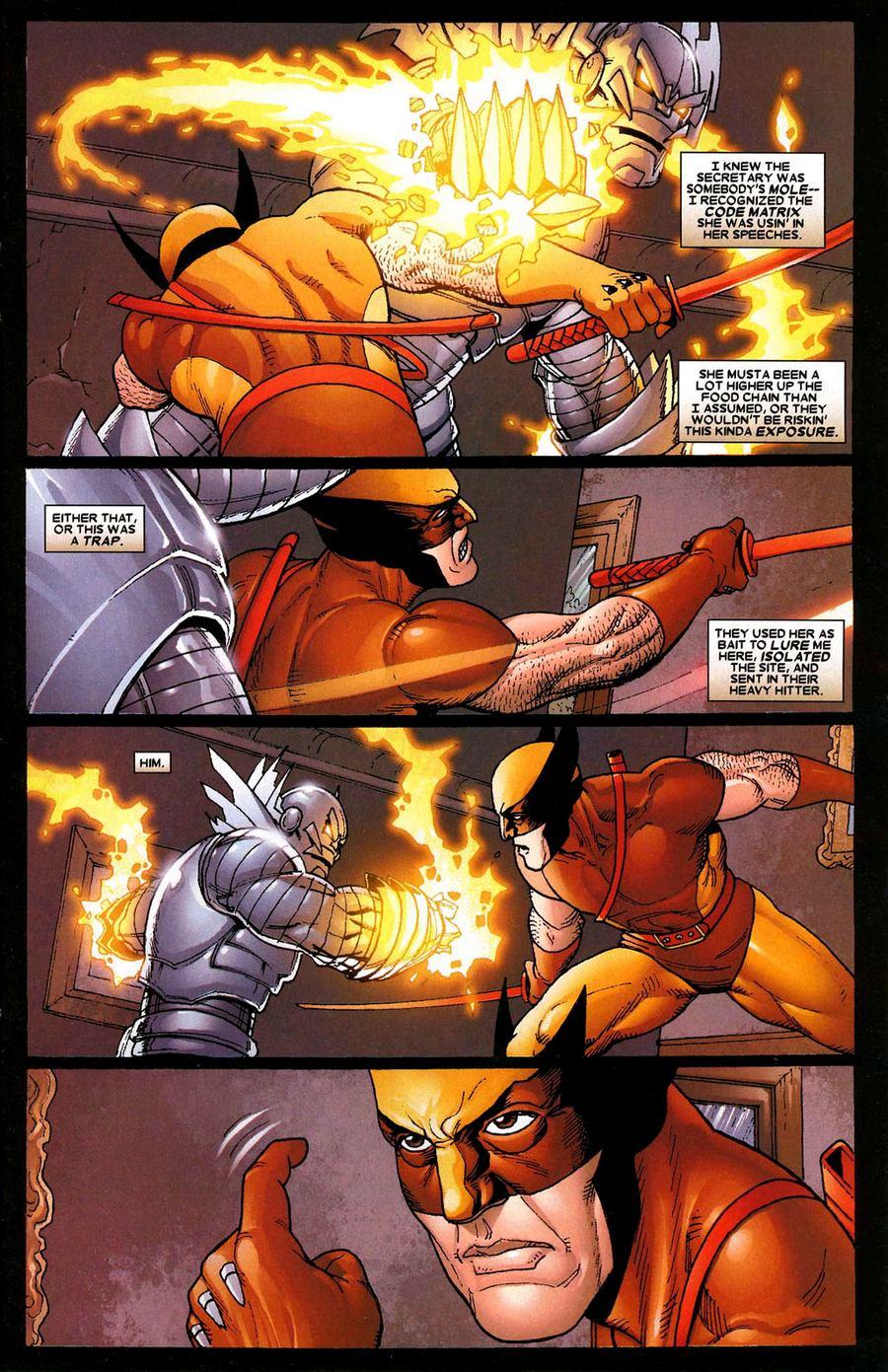 Read online Wolverine: Origins comic -  Issue #1 - 19