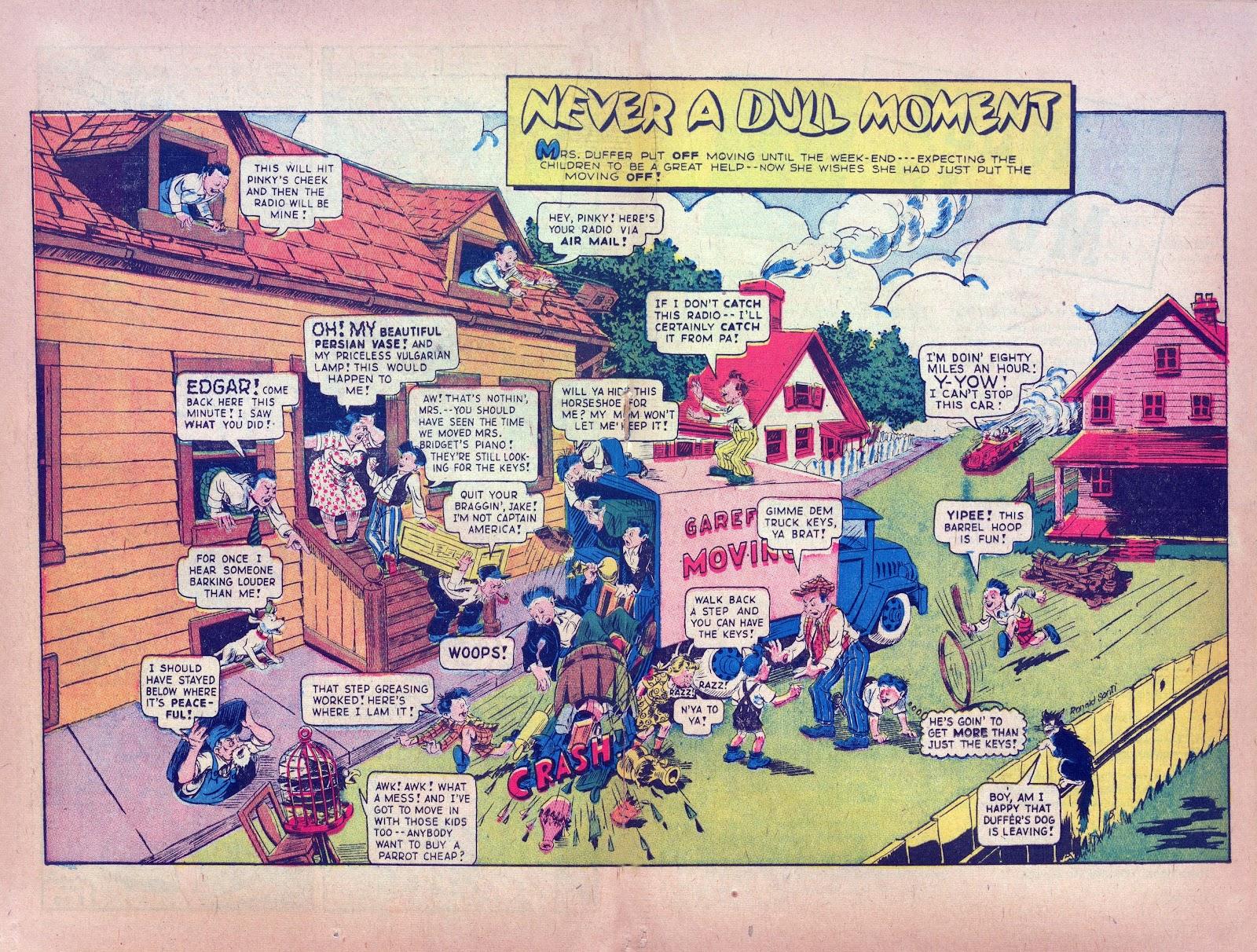 Read online Joker Comics comic -  Issue #16 - 34