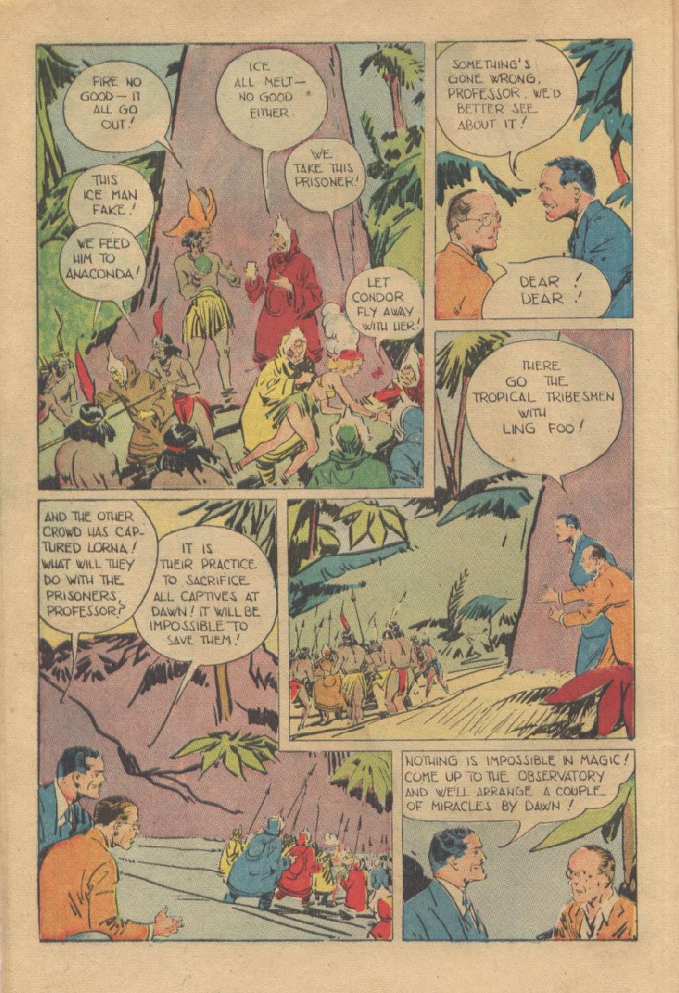 Super-Magician Comics issue 53 - Page 12