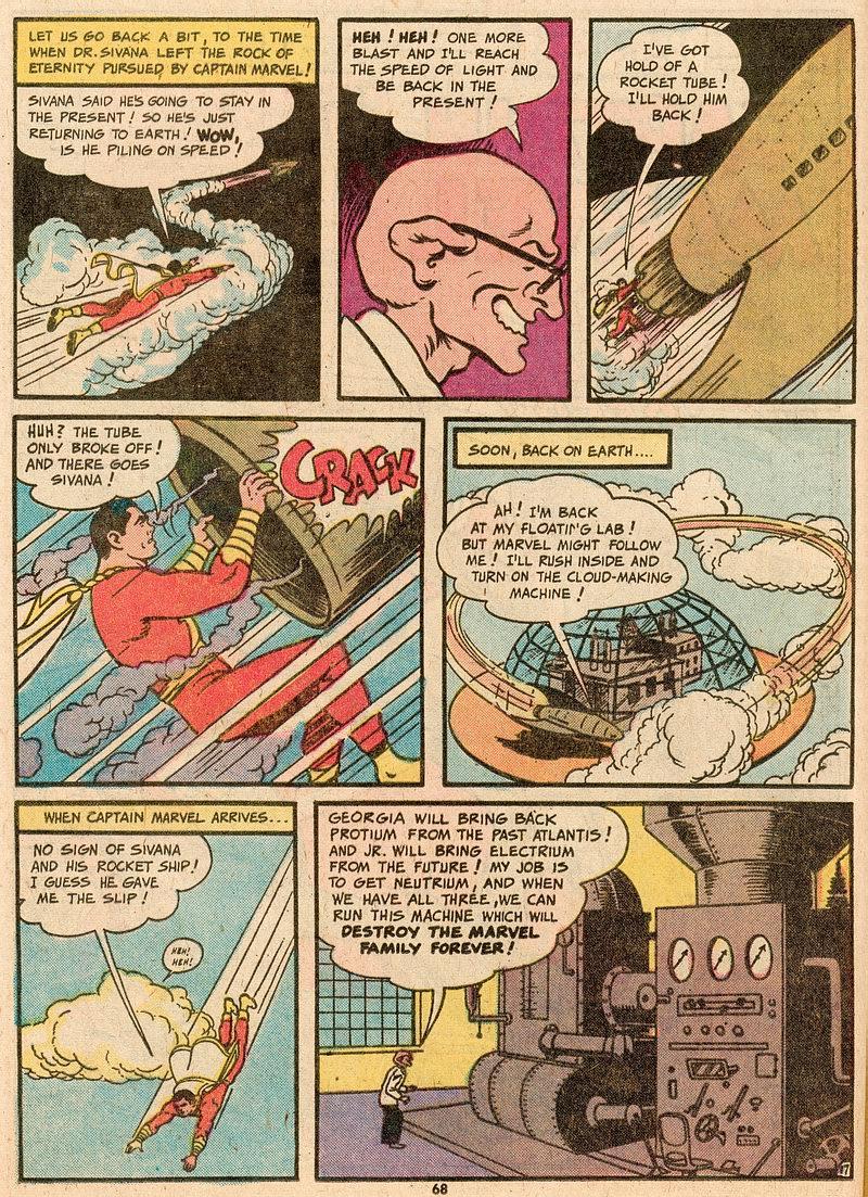 Read online Shazam! (1973) comic -  Issue #12 - 57