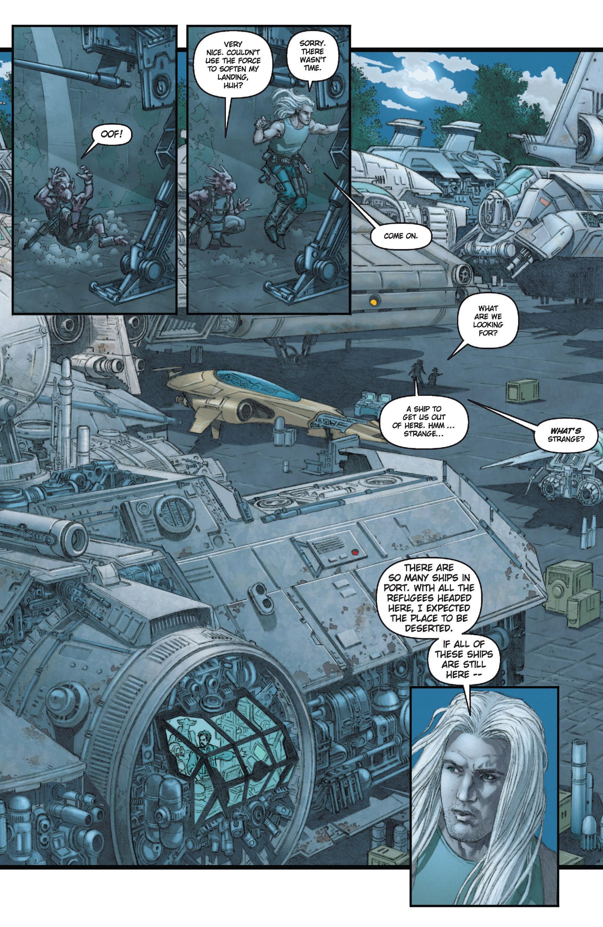 Read online Star Wars Omnibus comic -  Issue # Vol. 31 - 69