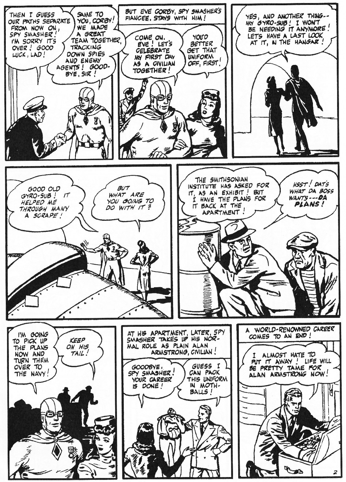 Read online Men of Mystery Comics comic -  Issue #75 - 53