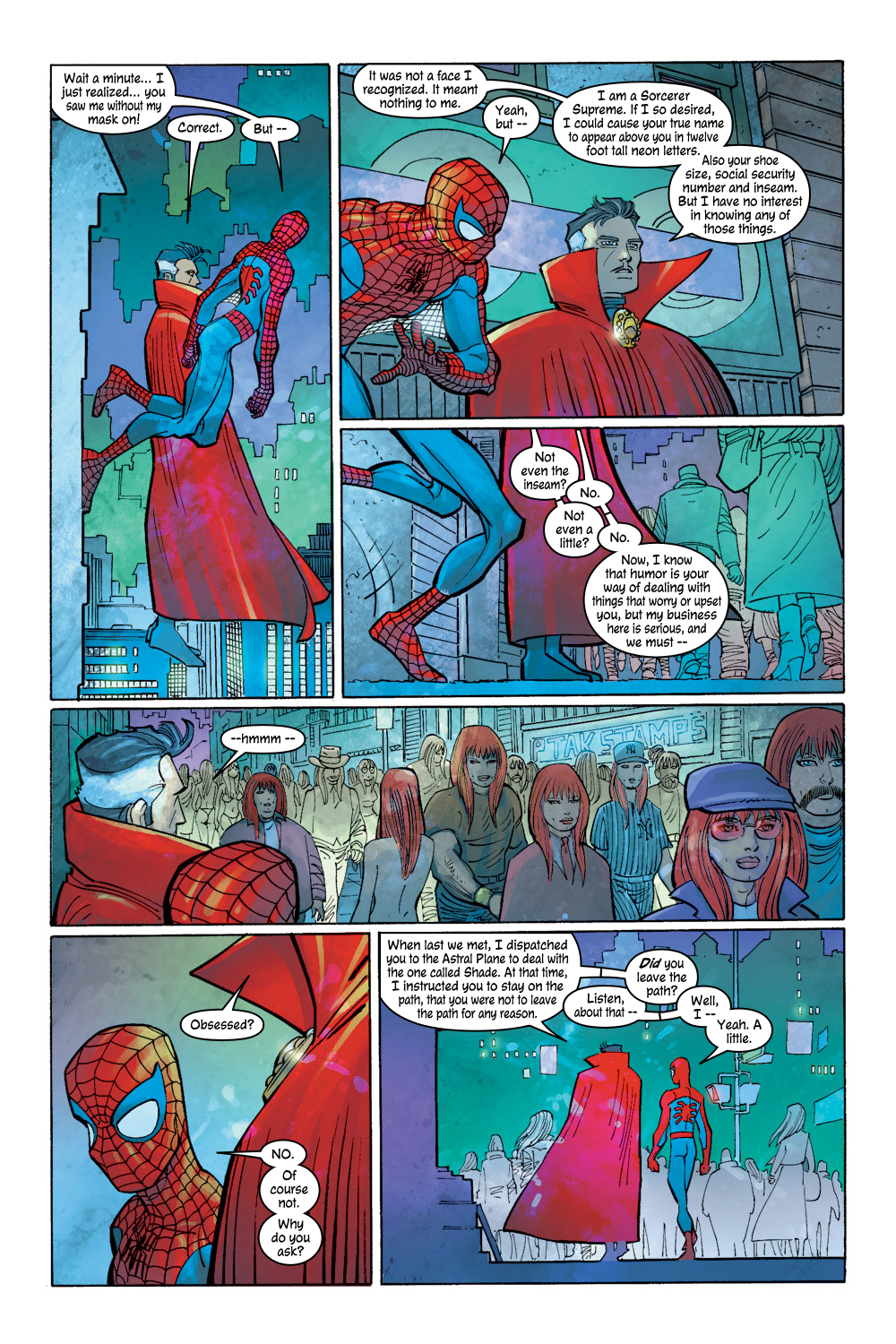 The Amazing Spider-Man (1999) 46 Page 4