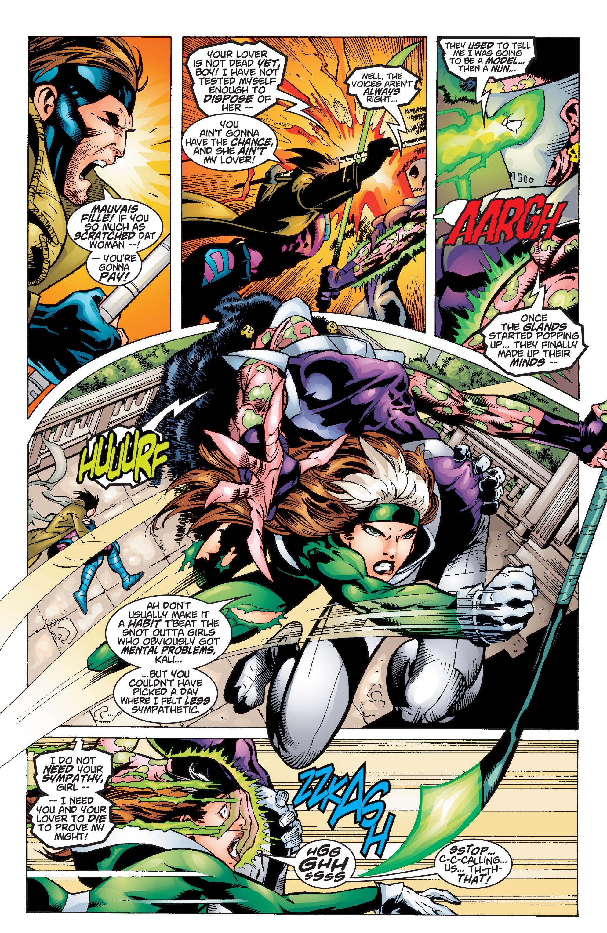 X-Men (1991) 81 Page 14