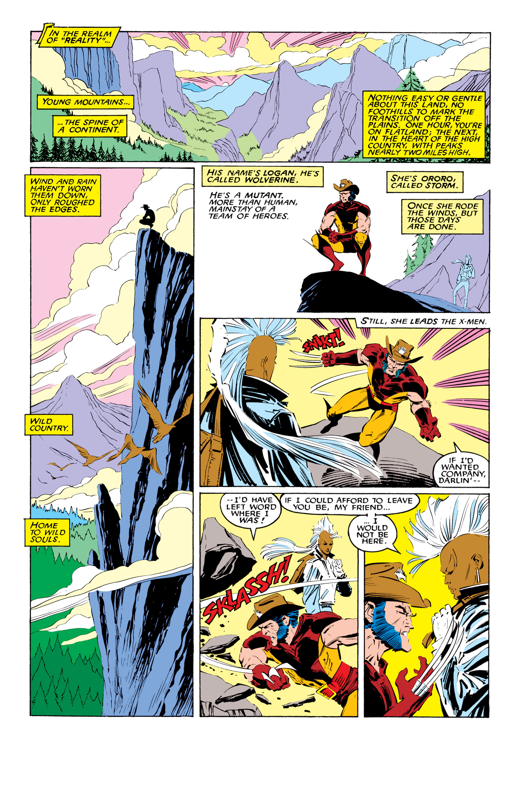 Read online Uncanny X-Men (1963) comic -  Issue #220 - 5