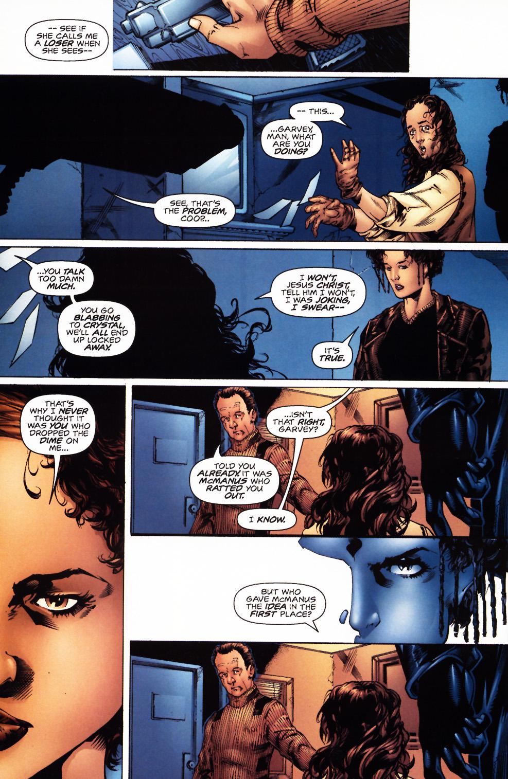 Read online Felon comic -  Issue #3 - 21