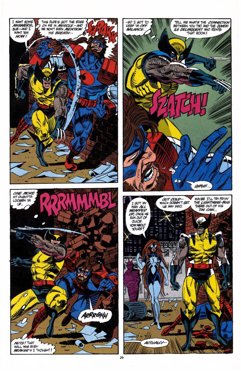 Read online Secret Defenders comic -  Issue #1 - 22