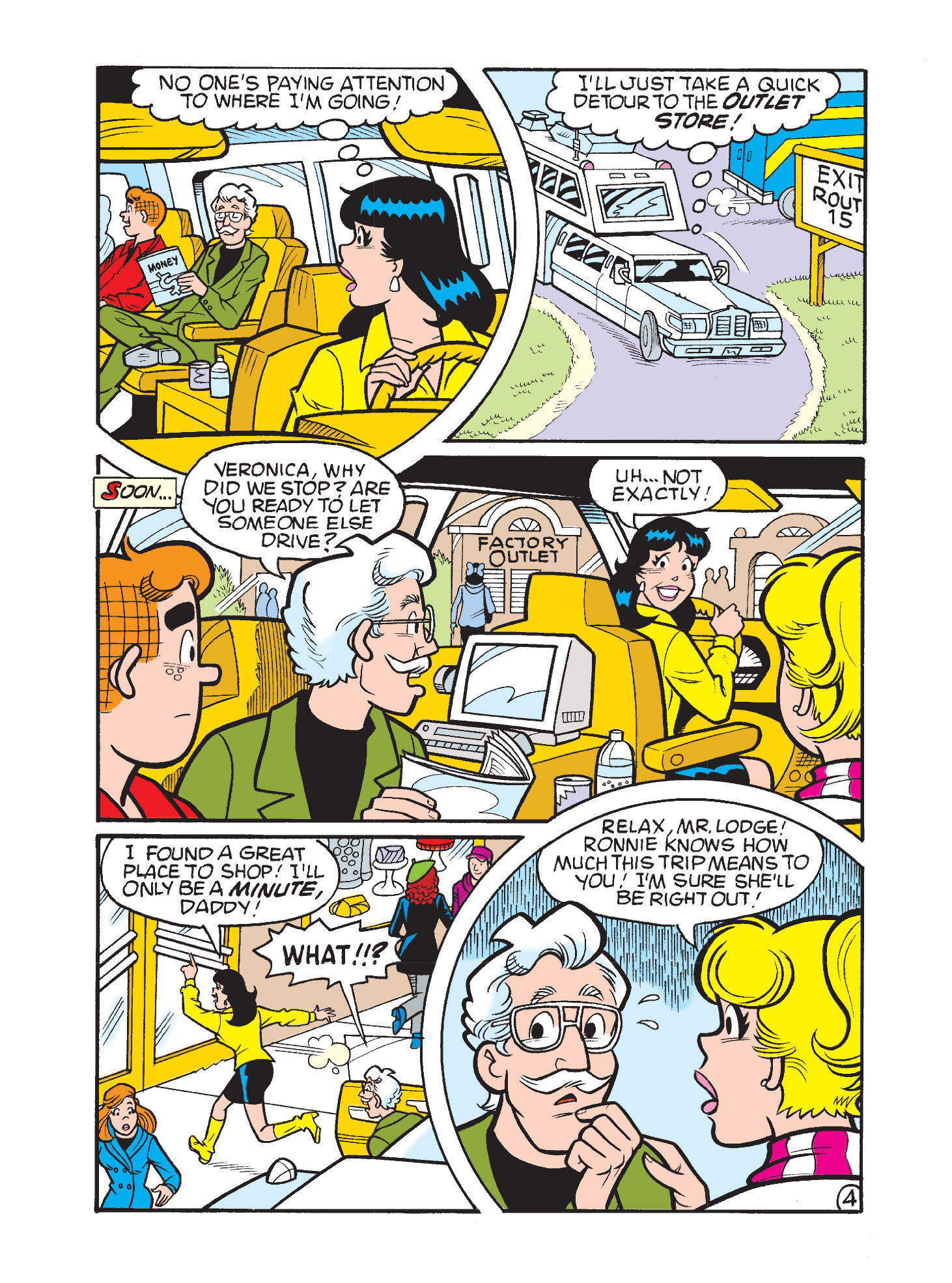 Read online Archie's Funhouse Double Digest comic -  Issue #3 - 11