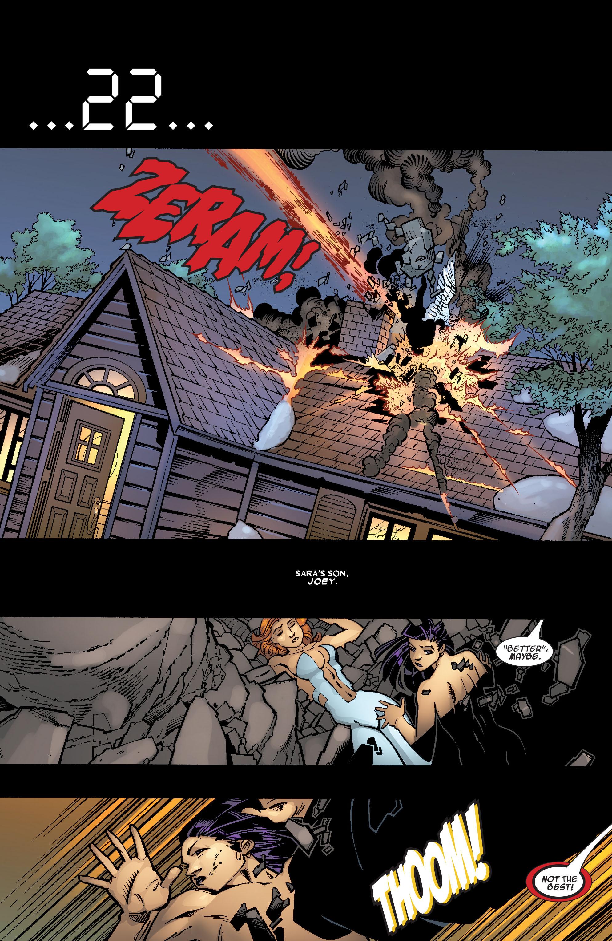 Read online Uncanny X-Men (1963) comic -  Issue #467 - 19
