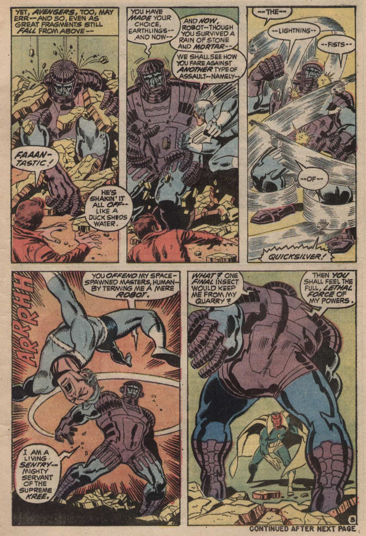 The Avengers (1963) 90 Page 3