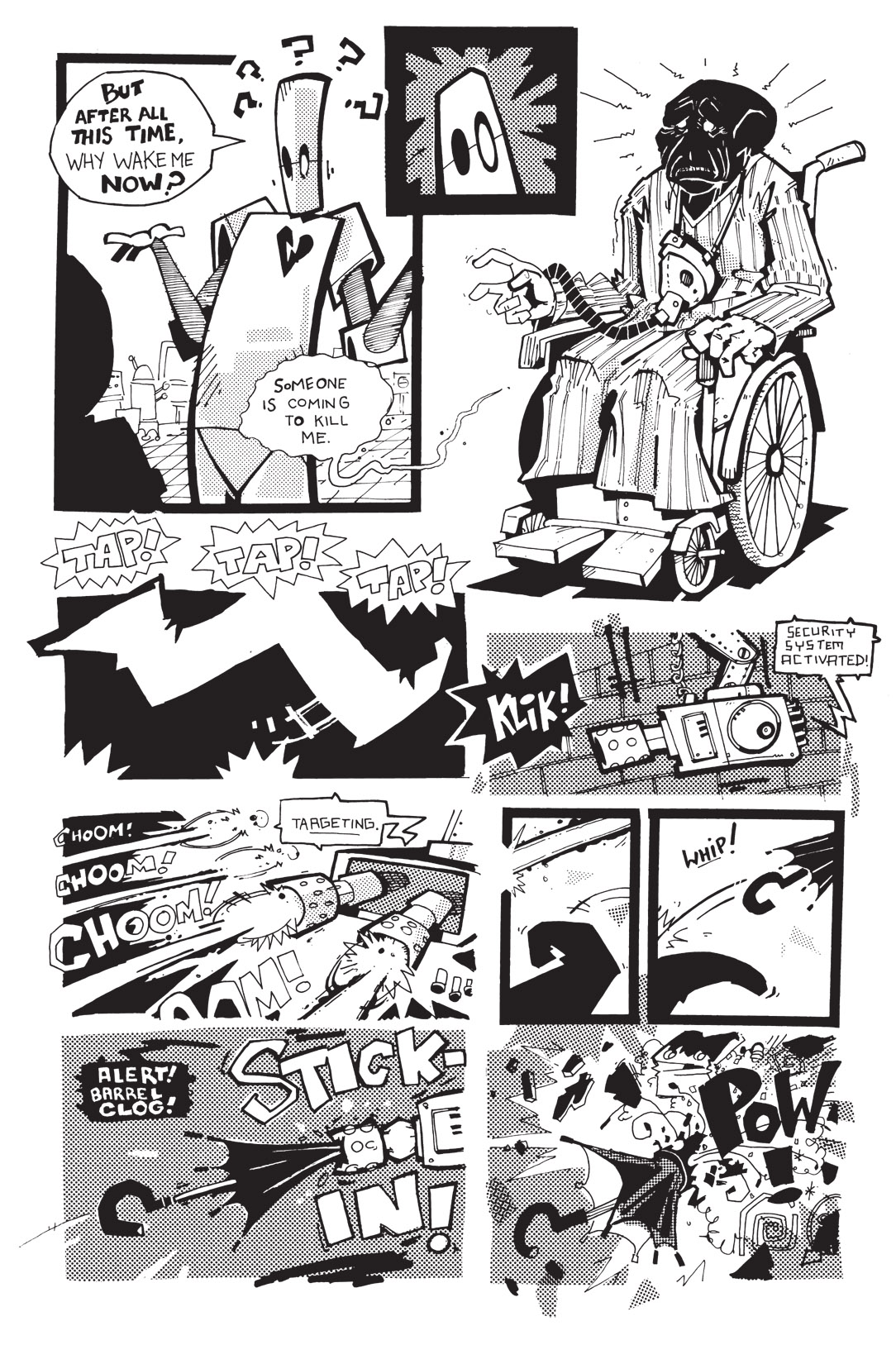 Read online Scud: The Disposable Assassin: The Whole Shebang comic -  Issue # TPB (Part 4) - 36