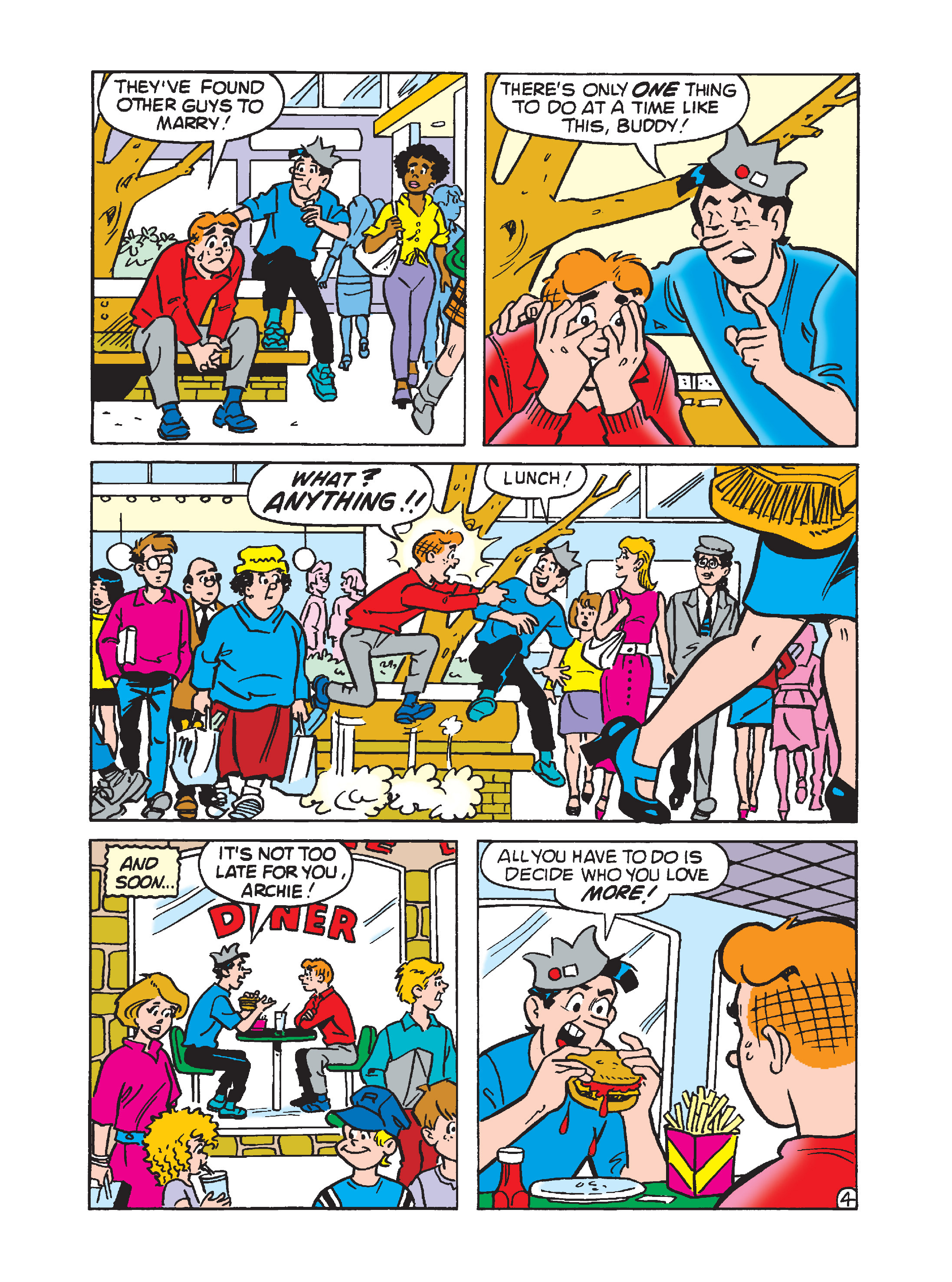 Read online Archie 1000 Page Comics Bonanza comic -  Issue #2 (Part 2) - 26