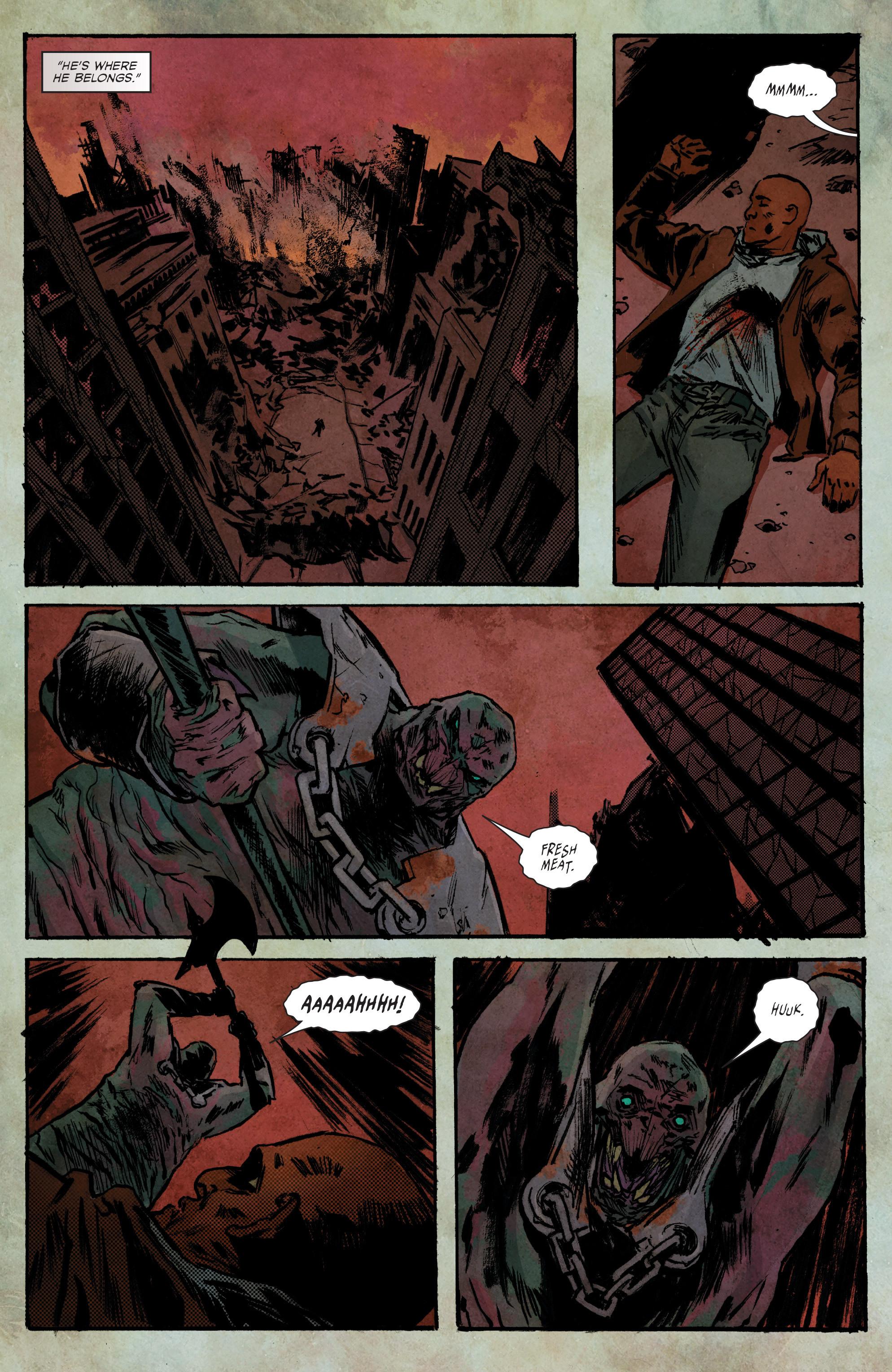 Read online Hoax Hunters (2012) comic -  Issue # TPB 3 - 99