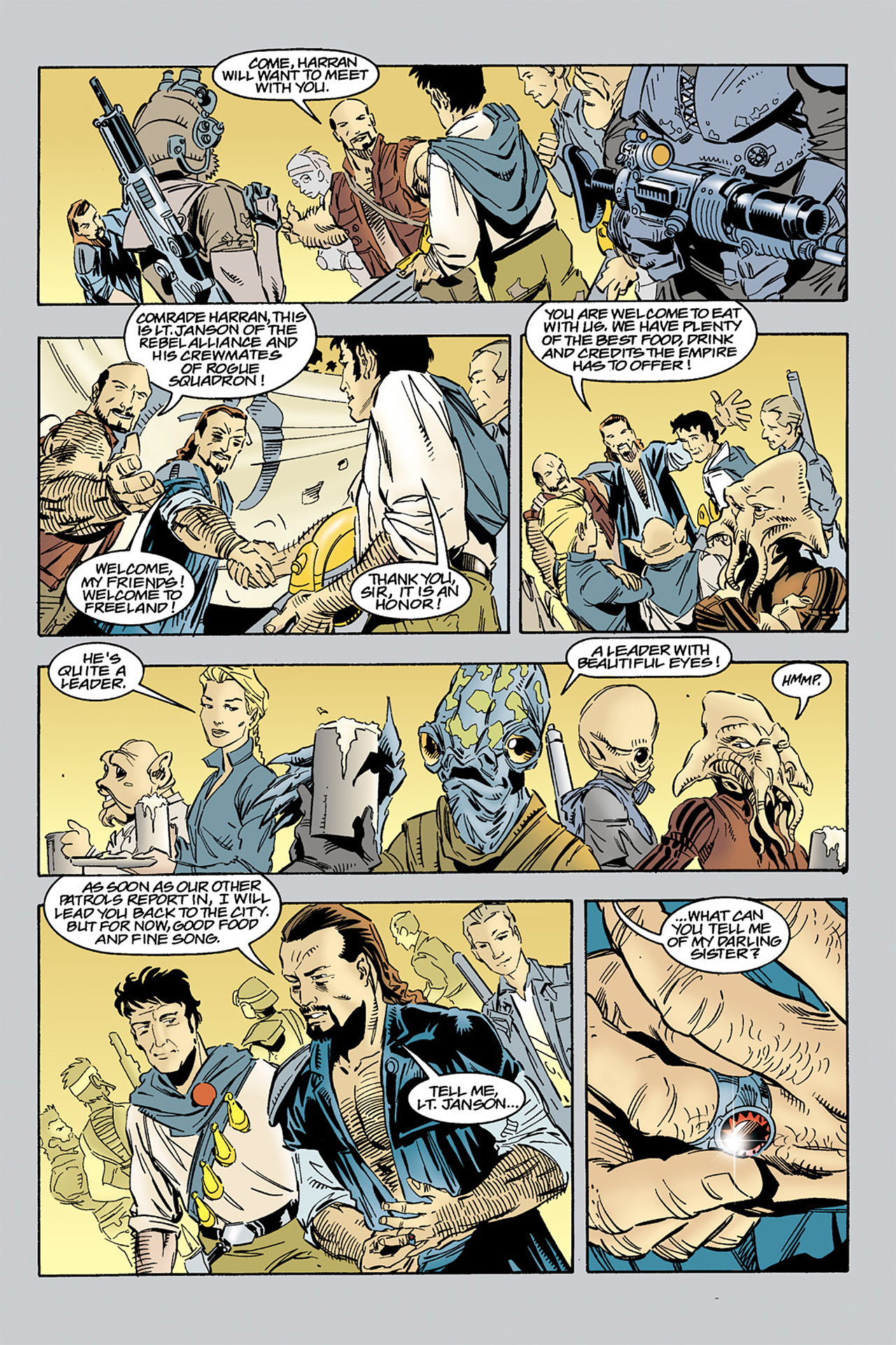 Read online Star Wars Omnibus comic -  Issue # Vol. 2 - 158