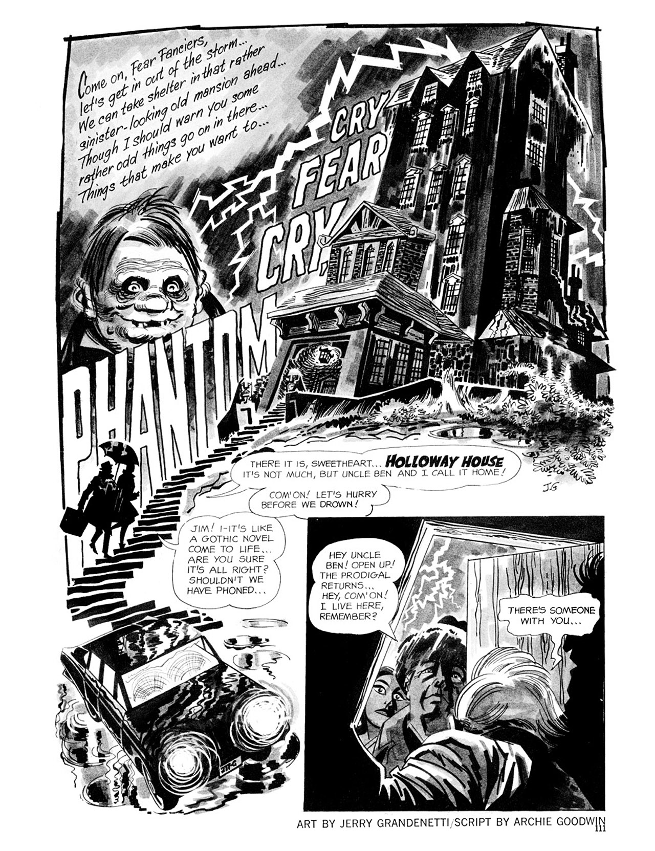Read online Eerie Archives comic -  Issue # TPB 2 - 112