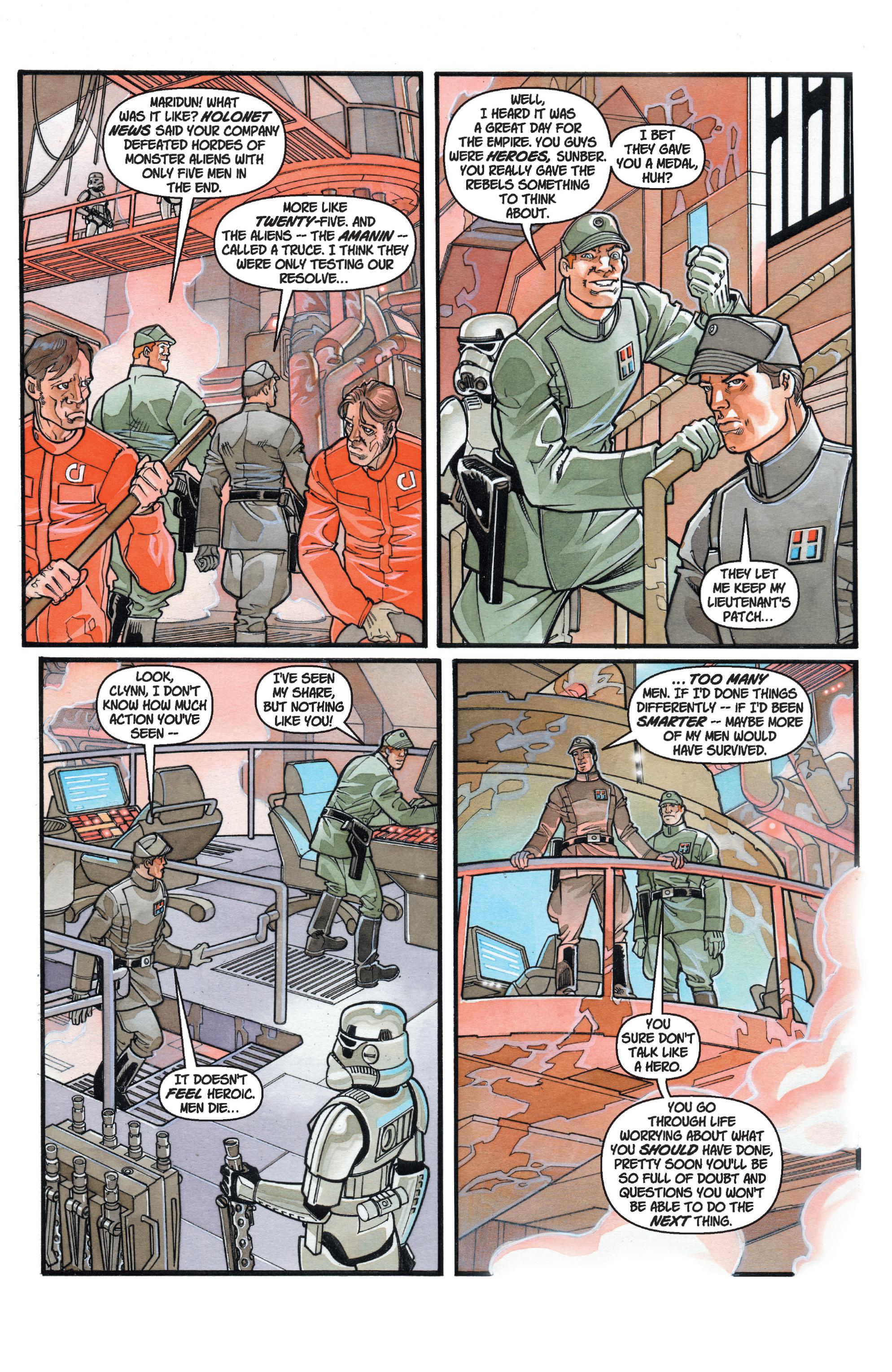 Read online Star Wars Omnibus comic -  Issue # Vol. 22 - 239