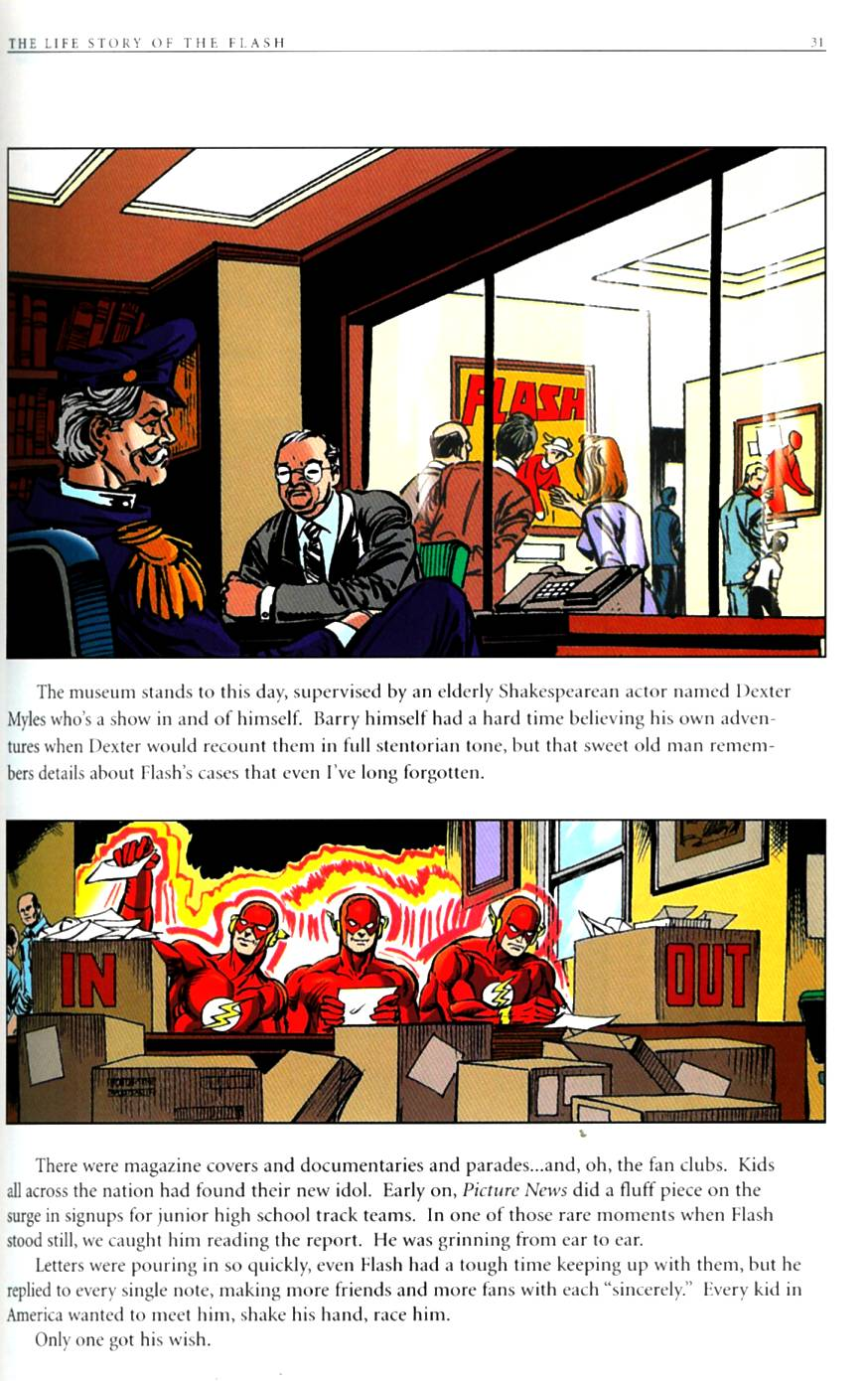 Read online The Life Story of the Flash comic -  Issue # Full - 33