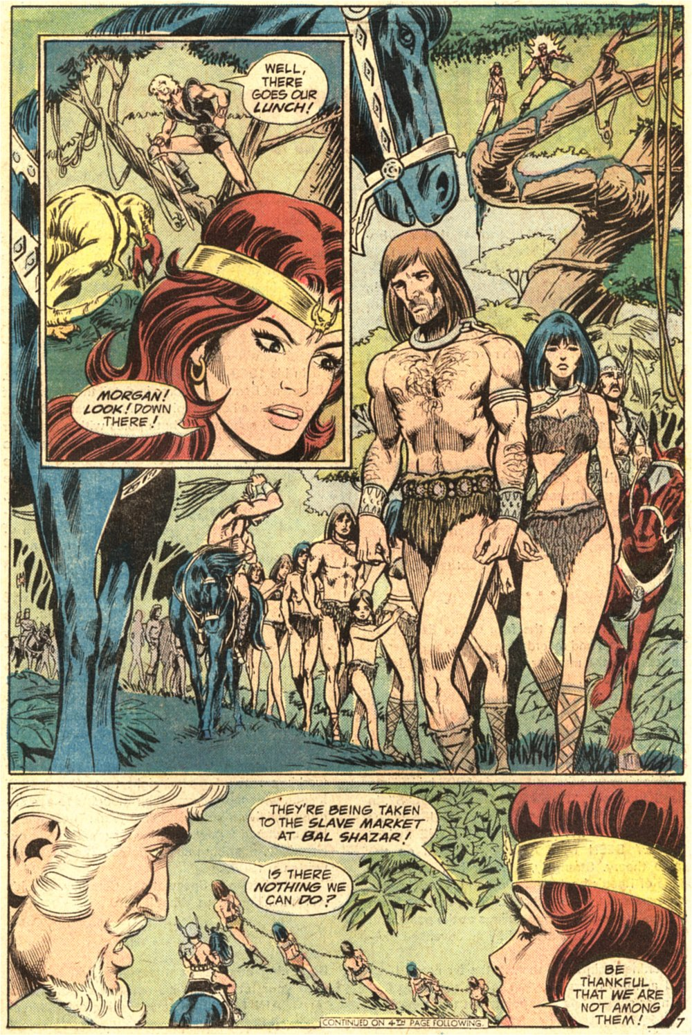 Warlord (1976) issue 1 - Page 8