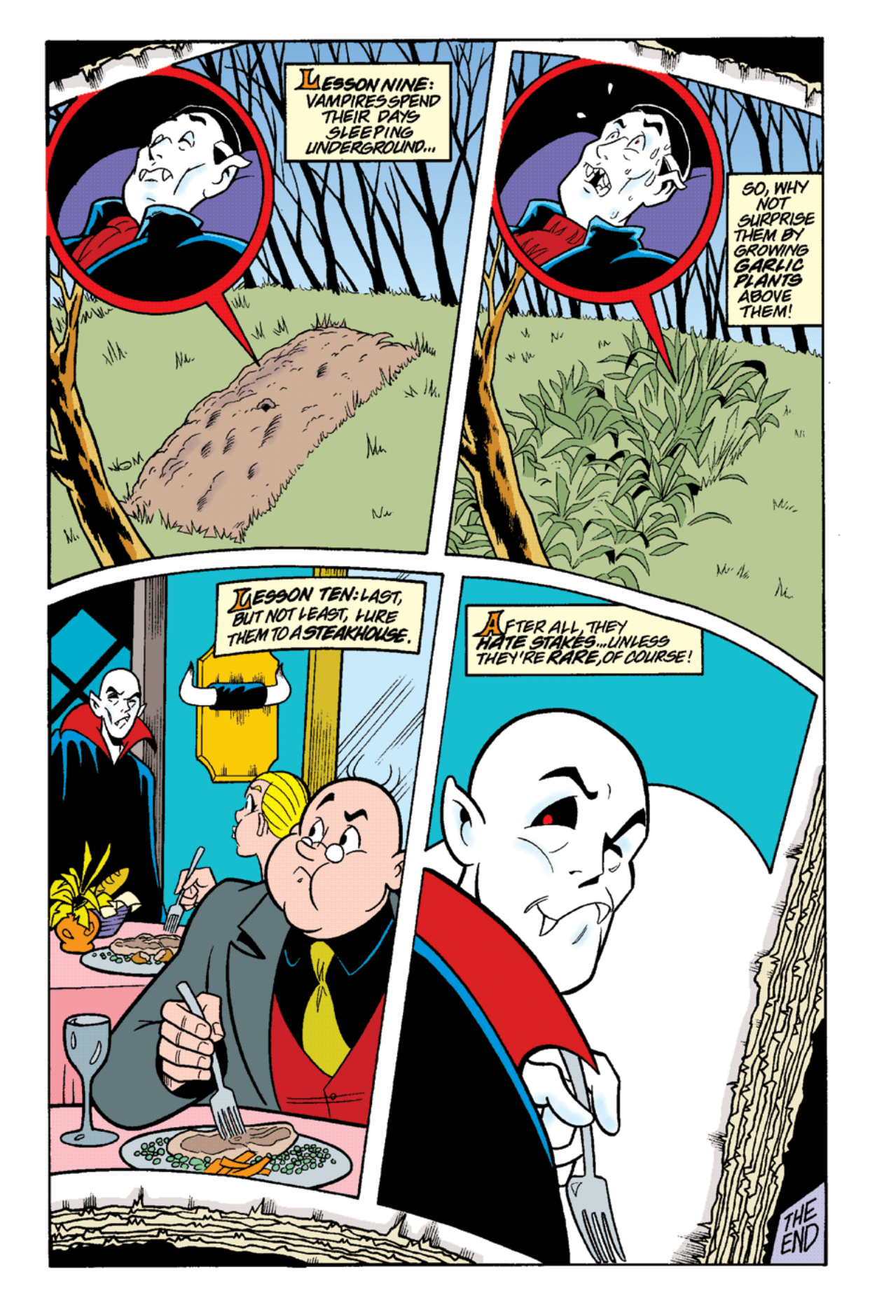 Read online Archie's Weird Mysteries comic -  Issue #15 - 23