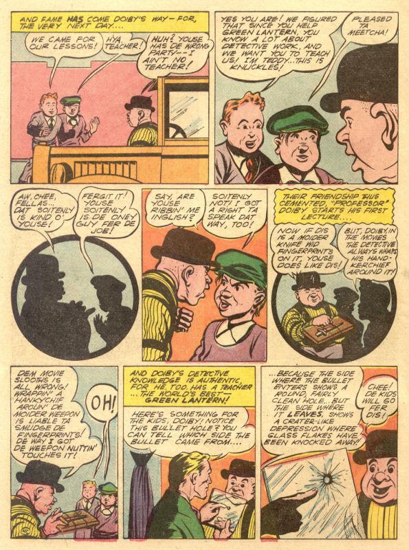 Green Lantern (1941) issue 8 - Page 48