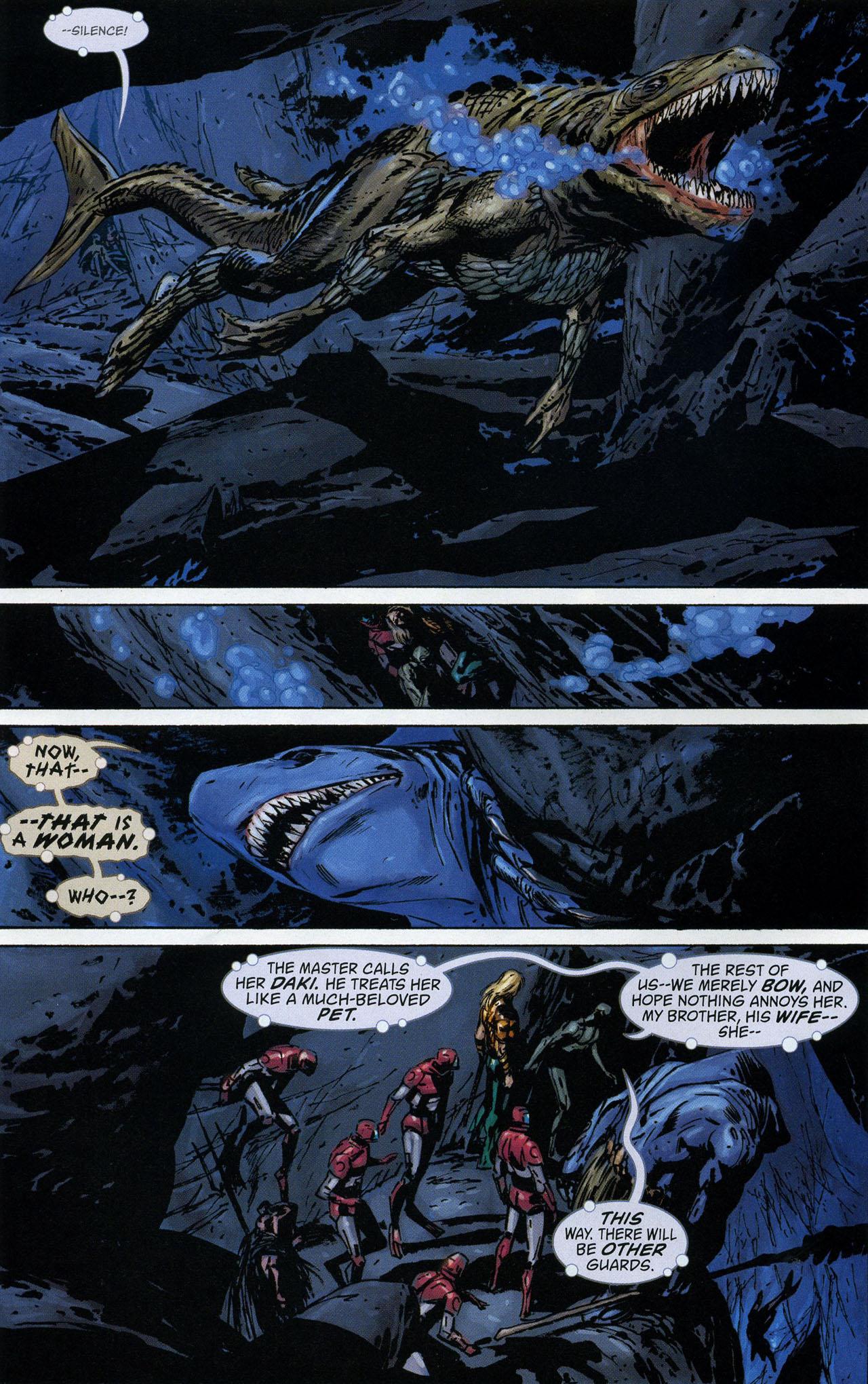 Read online Aquaman: Sword of Atlantis comic -  Issue #44 - 10
