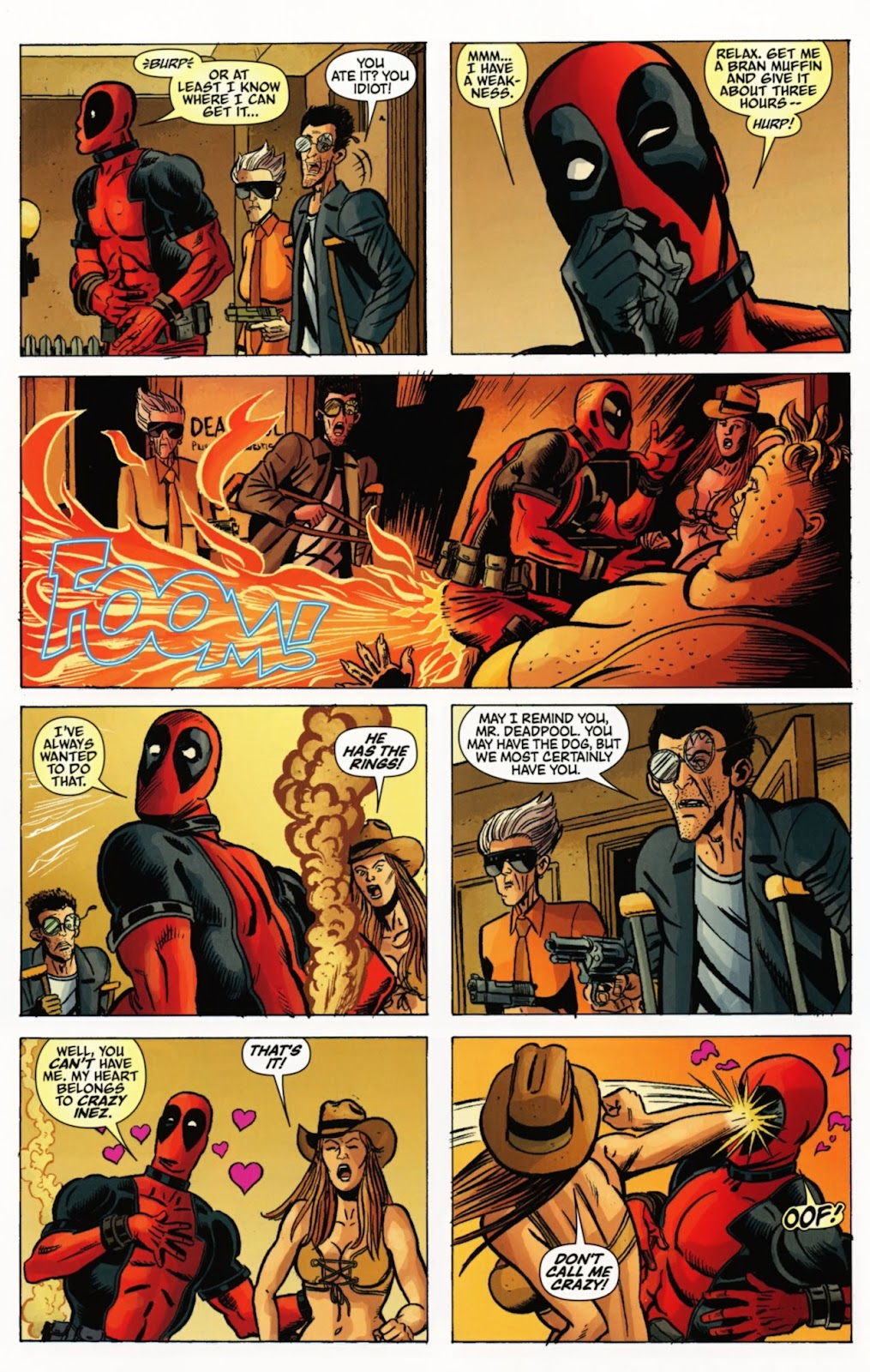 Read online Deadpool (2008) comic -  Issue #1000 - 20