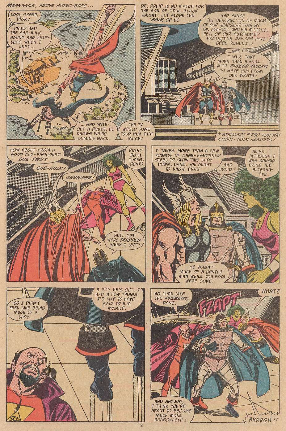The Avengers (1963) 296 Page 6