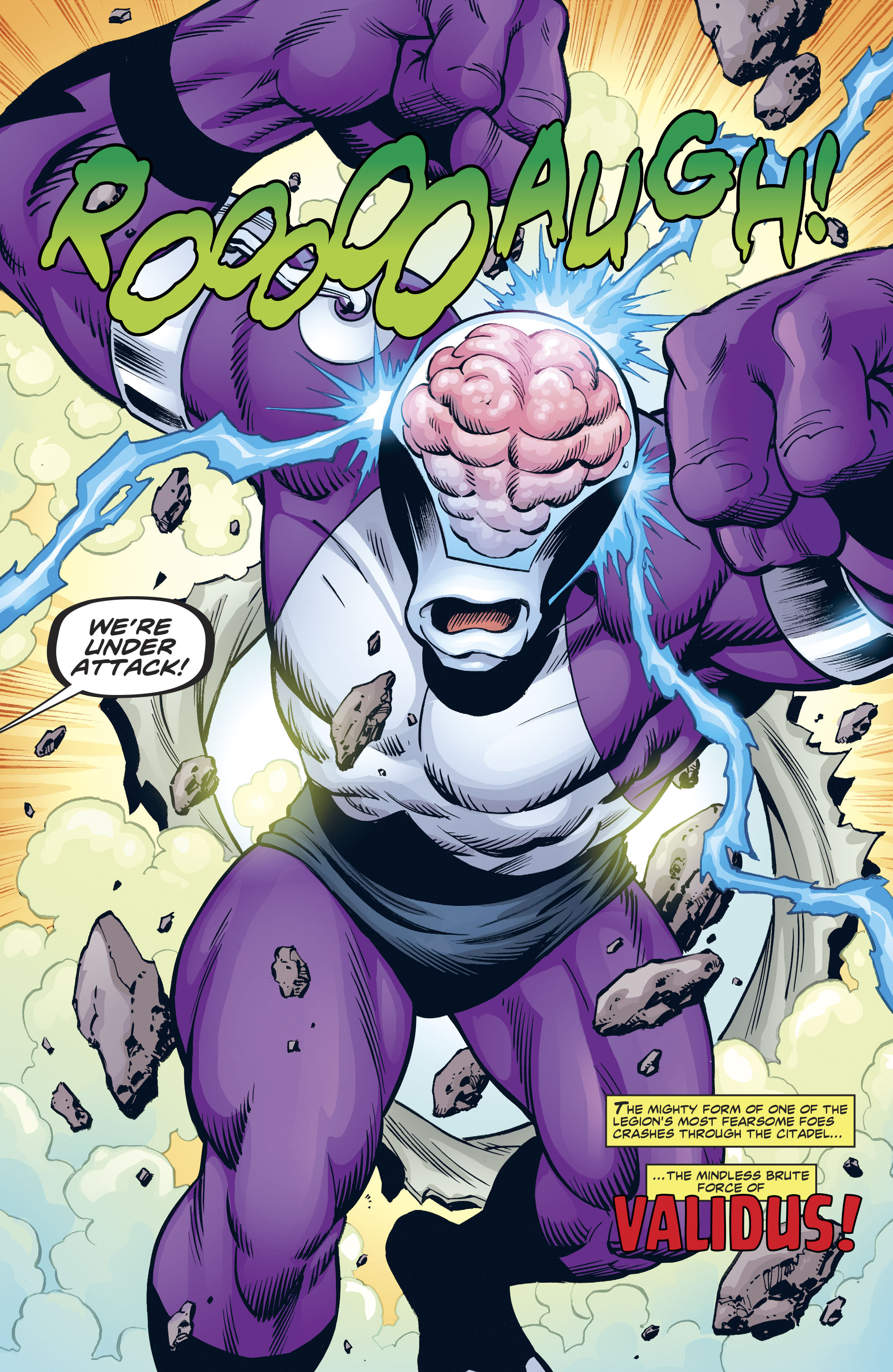 Read online Legion of Super-Heroes/Bugs Bunny Special comic -  Issue # Full - 21