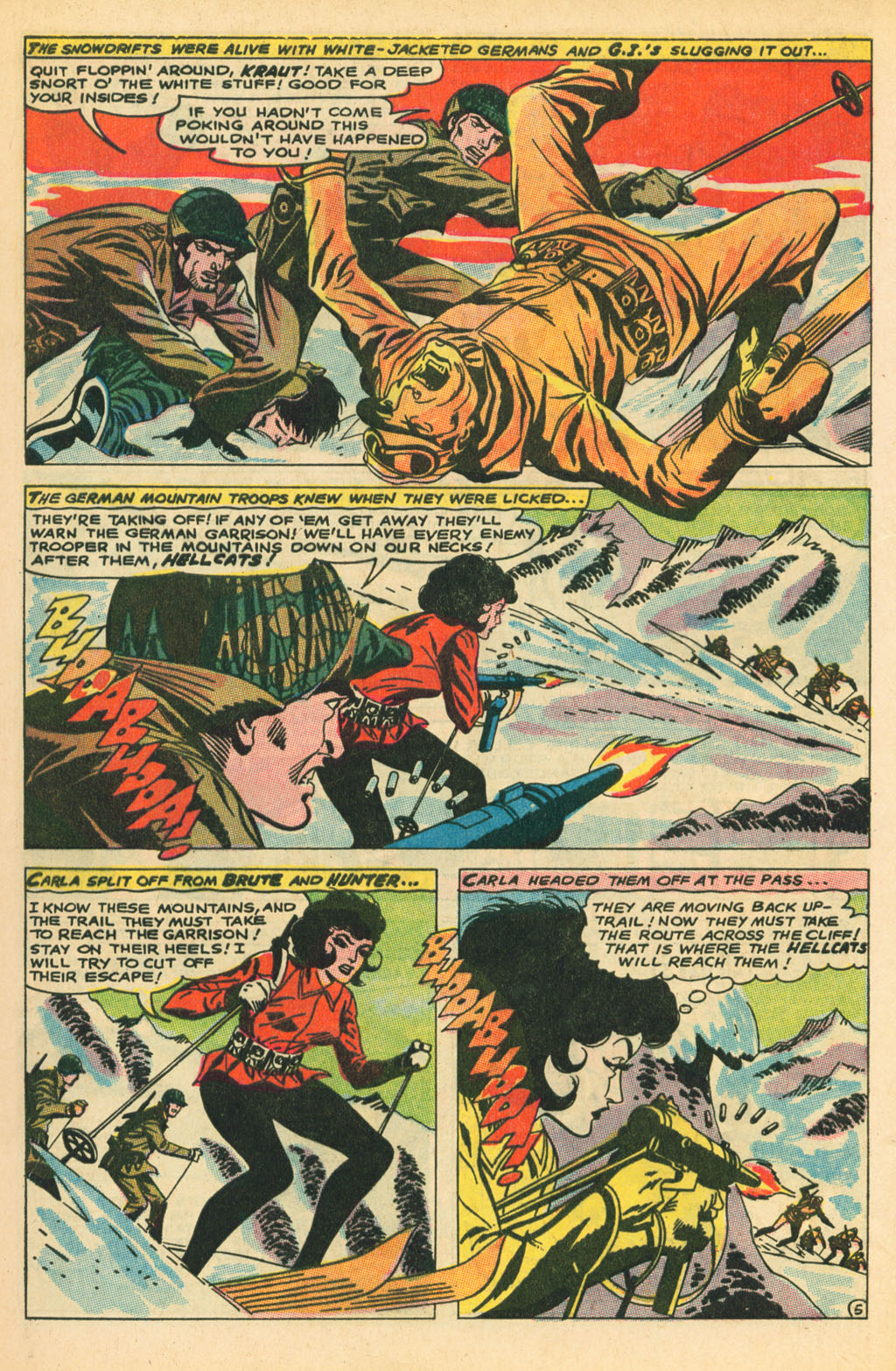 Our Fighting Forces (1954) issue 110 - Page 9