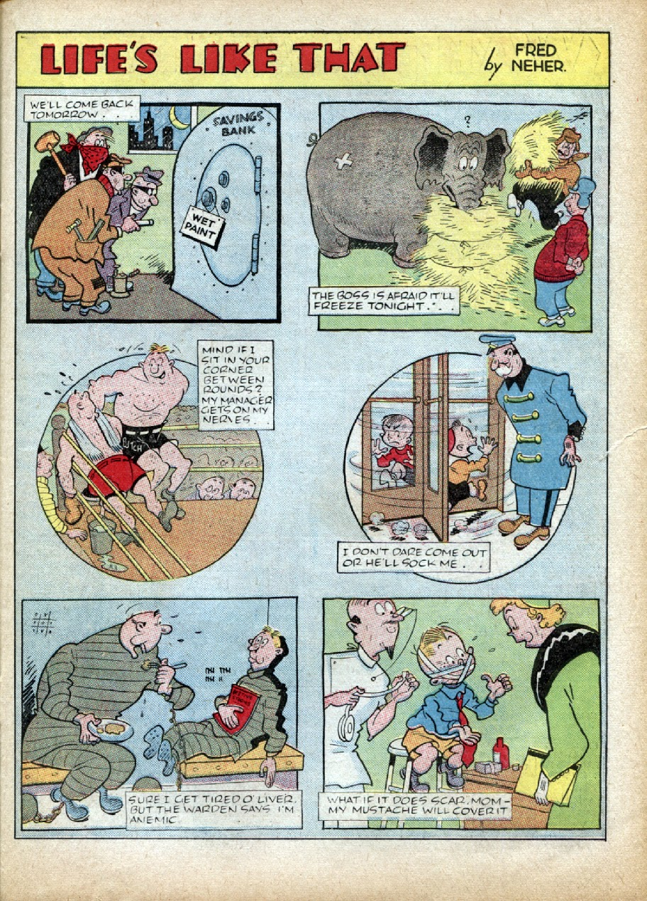Read online Famous Funnies comic -  Issue #46 - 21