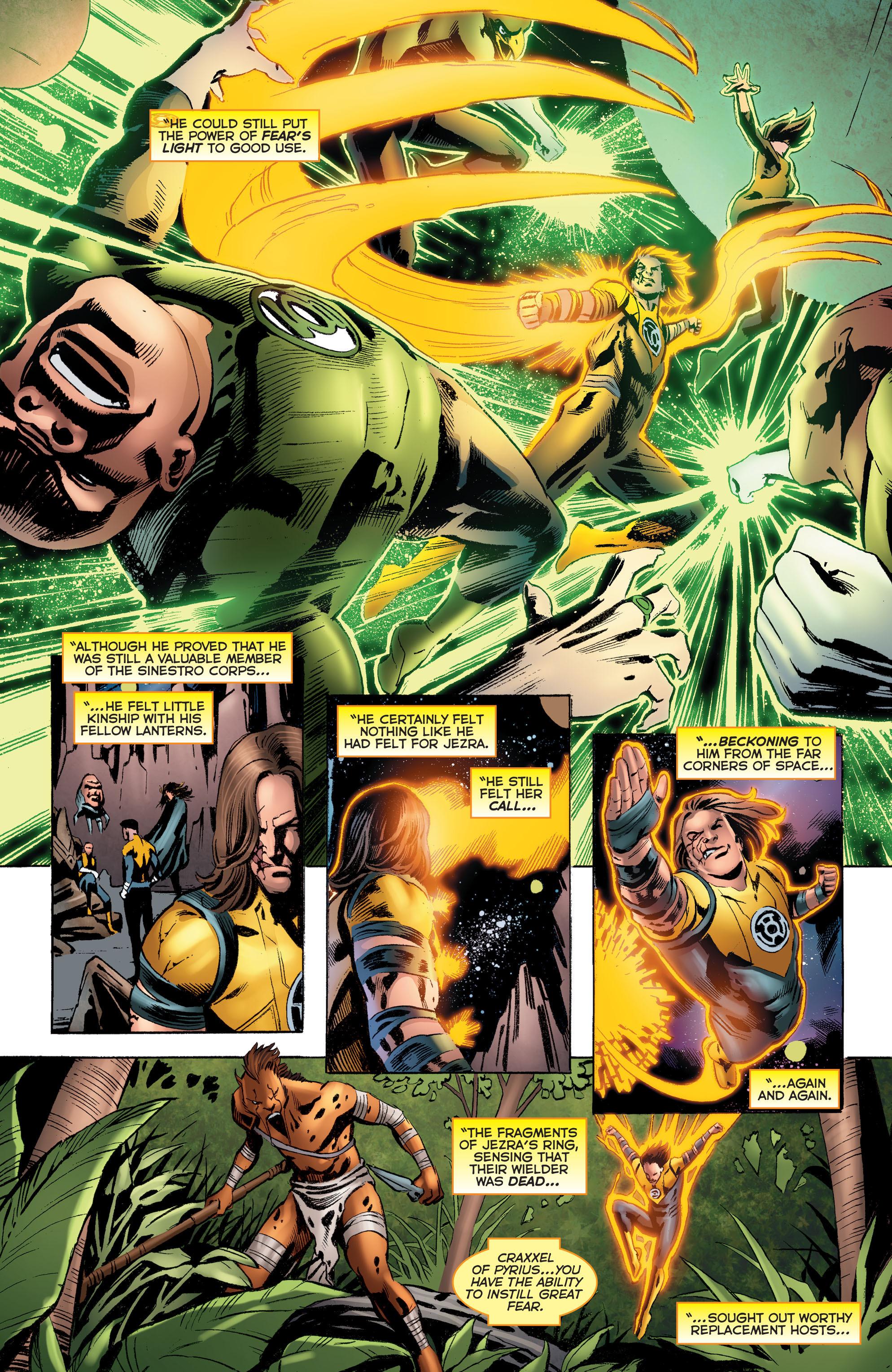 Read online Sinestro comic -  Issue # Annual 1 - 30