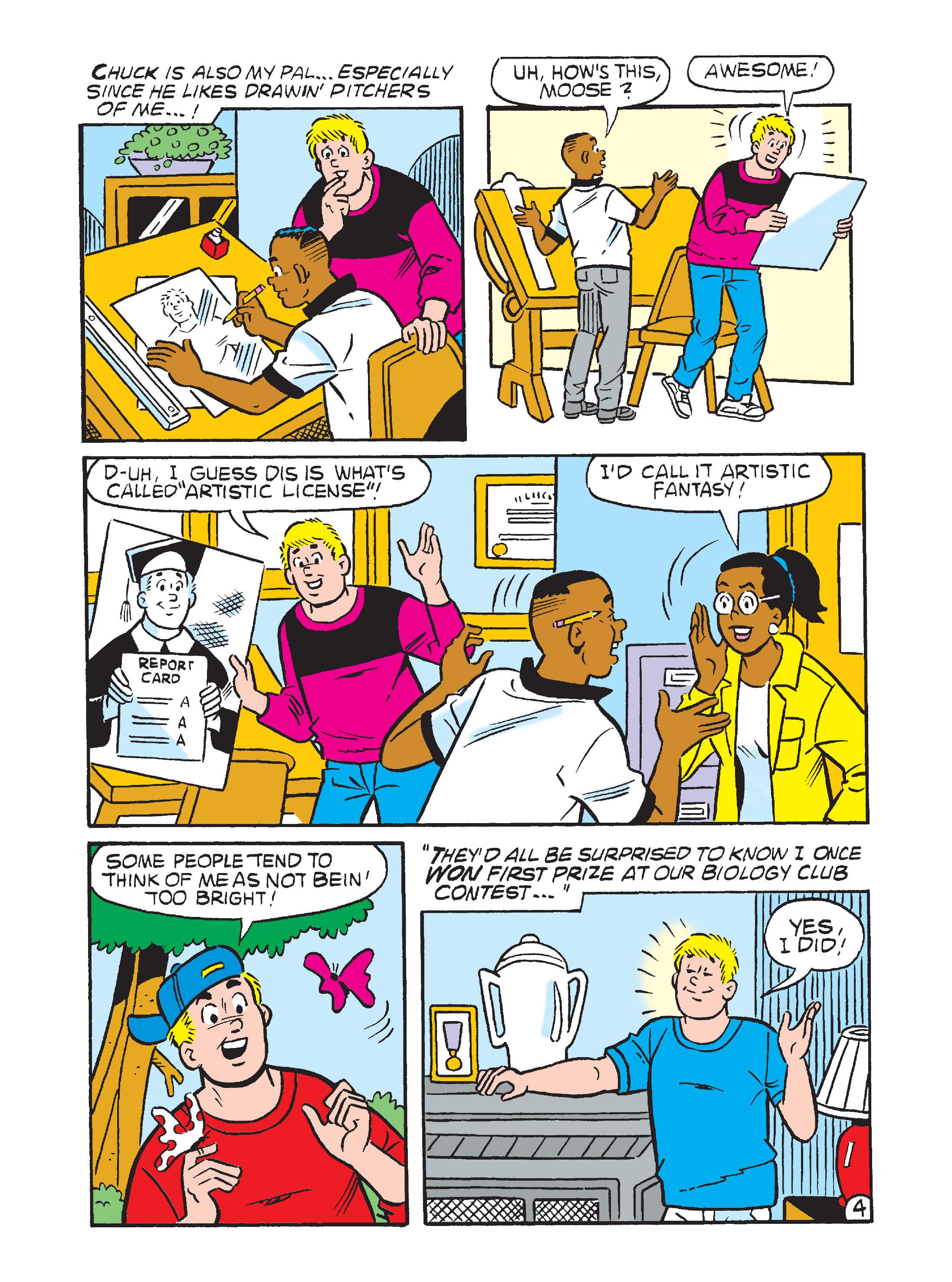 Read online Archie 1000 Page Comics Bonanza comic -  Issue #1 (Part 2) - 129
