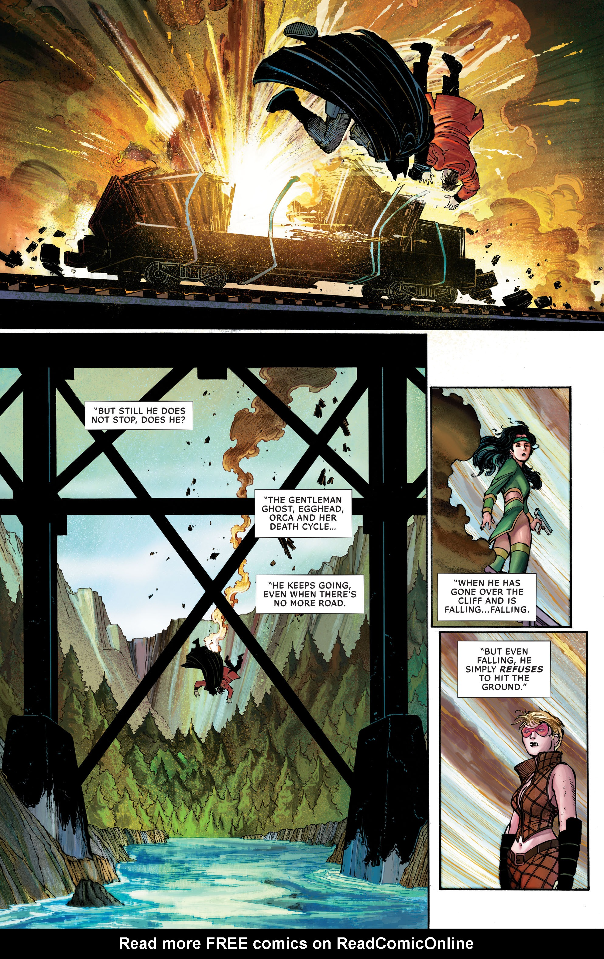 Read online All-Star Batman comic -  Issue #2 - 16