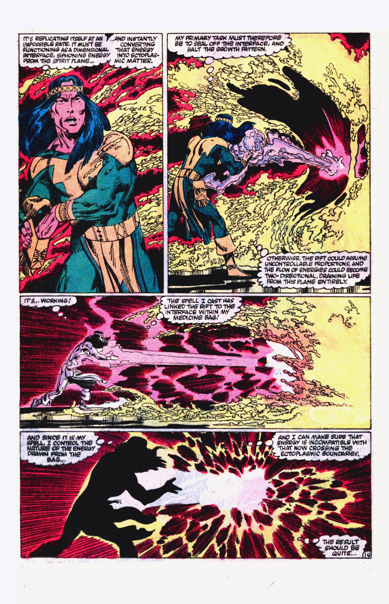 Read online Alpha Flight (1983) comic -  Issue #18 - 15