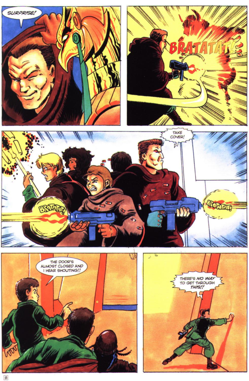 Read online Stargate comic -  Issue #4 - 10