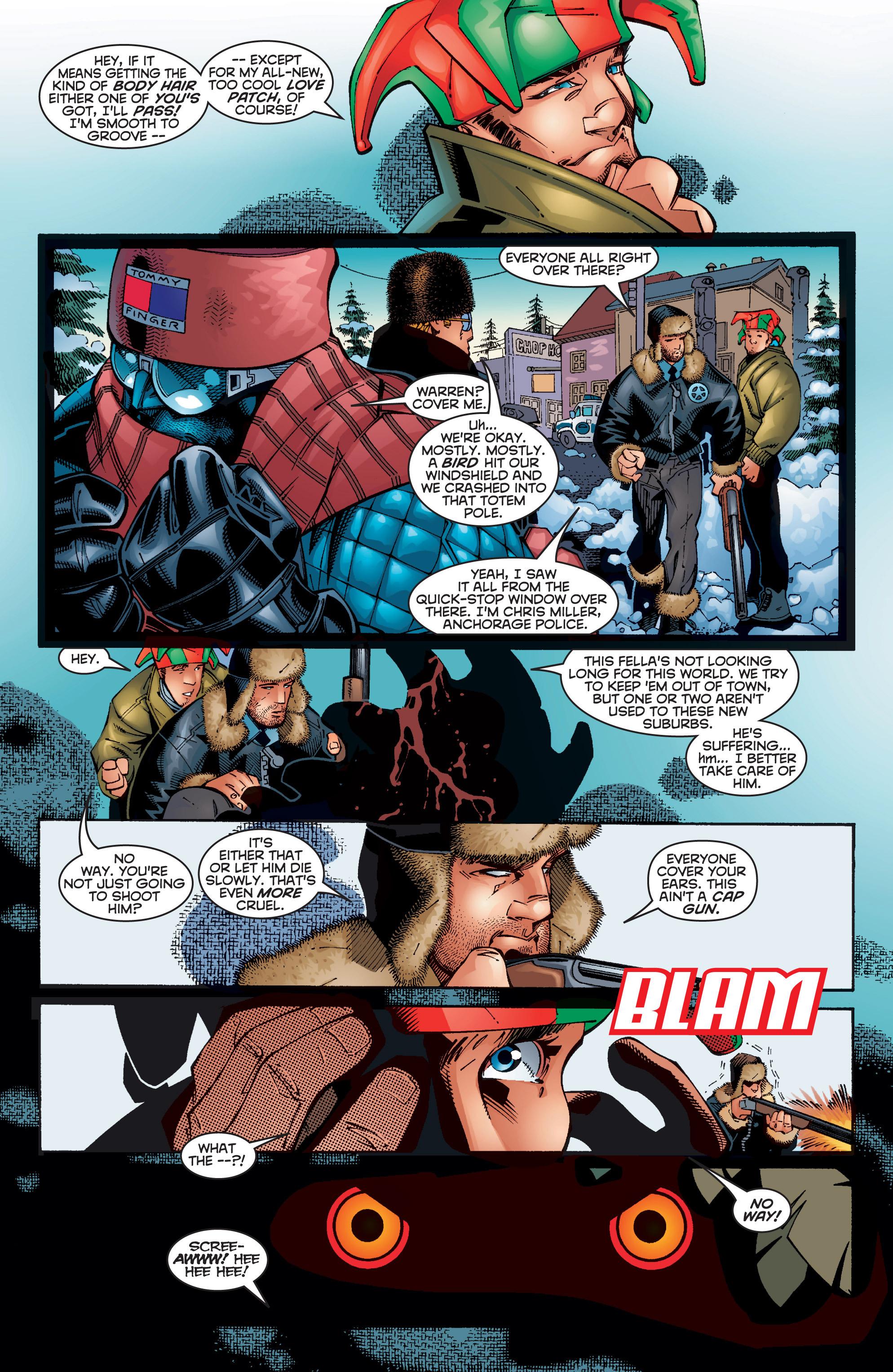 Read online Uncanny X-Men (1963) comic -  Issue #356 - 6