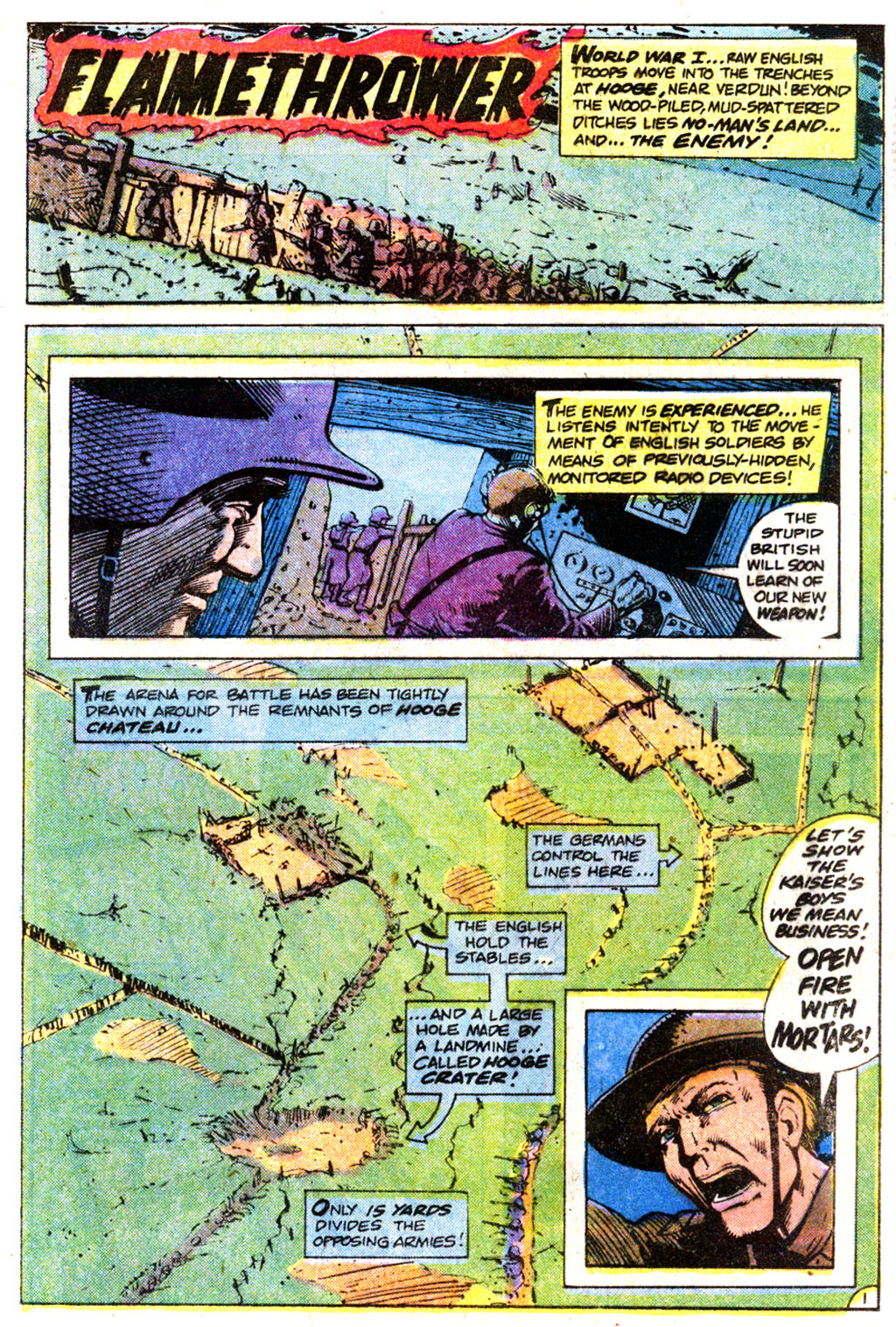 Read online Sgt. Rock comic -  Issue #354 - 17