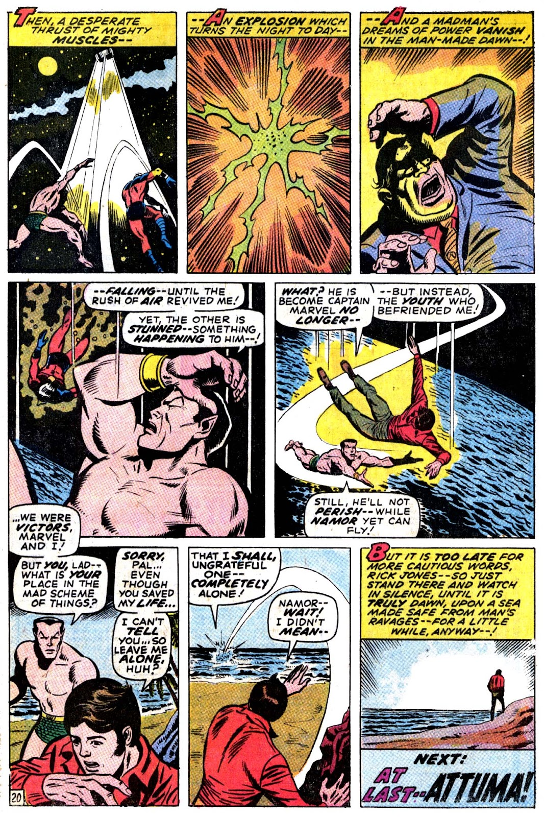 The Sub-Mariner 30 Page 20