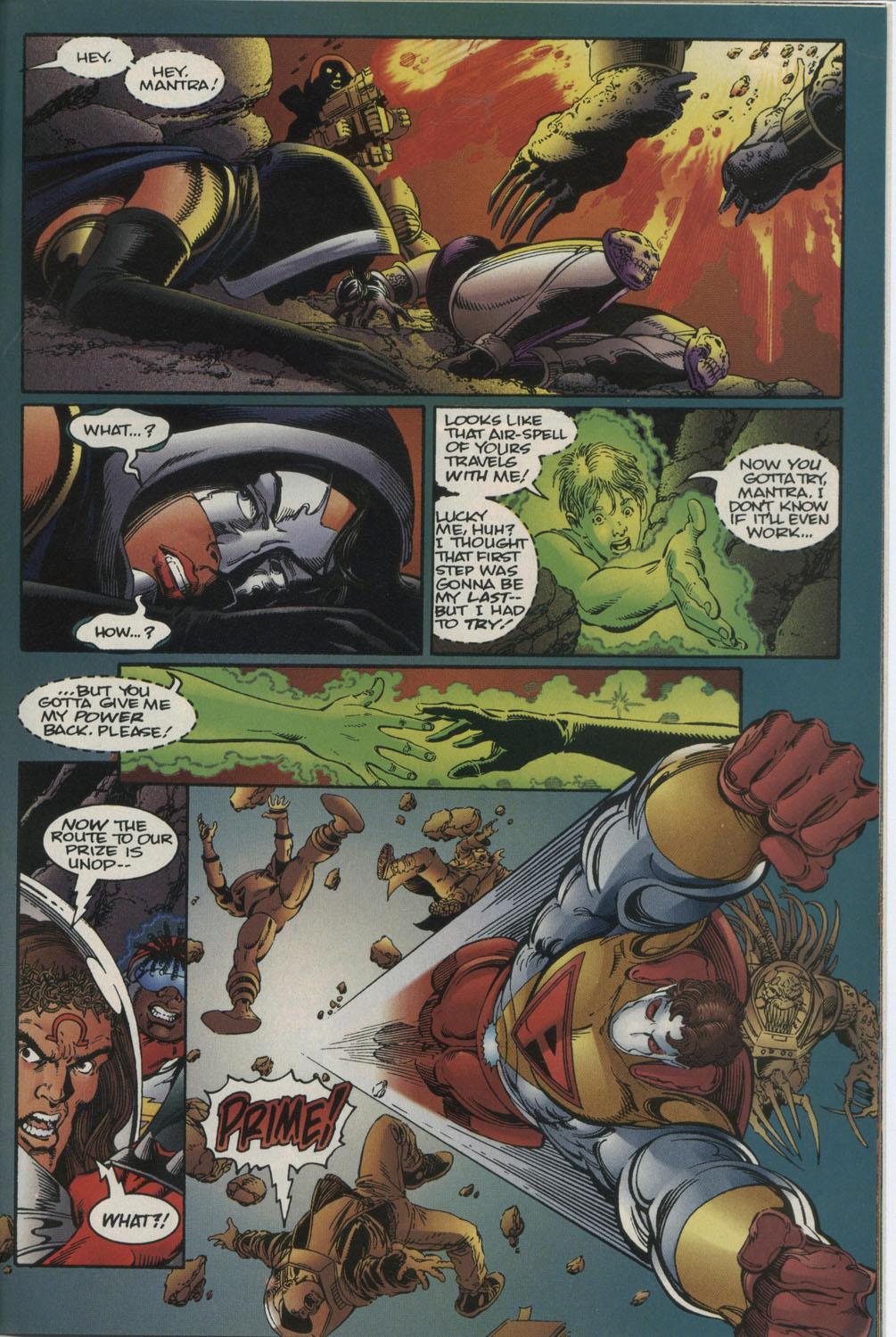 Read online Break-Thru comic -  Issue #2 - 26