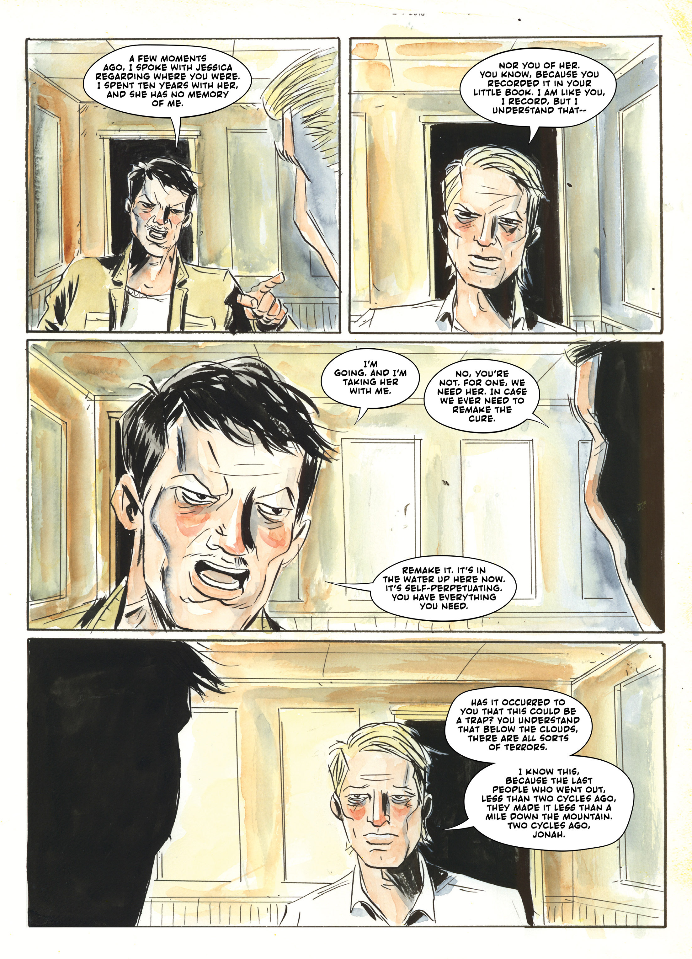 Read online A.D.: After Death comic -  Issue #2 - 66