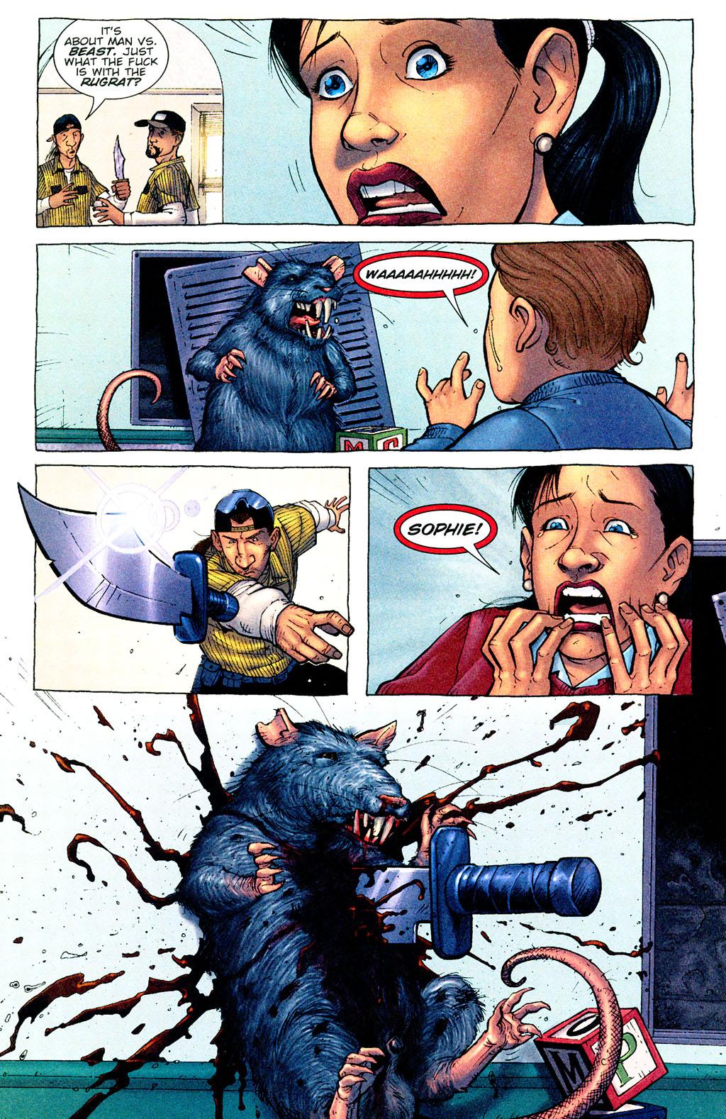 Read online The Exterminators comic -  Issue #1 - 13