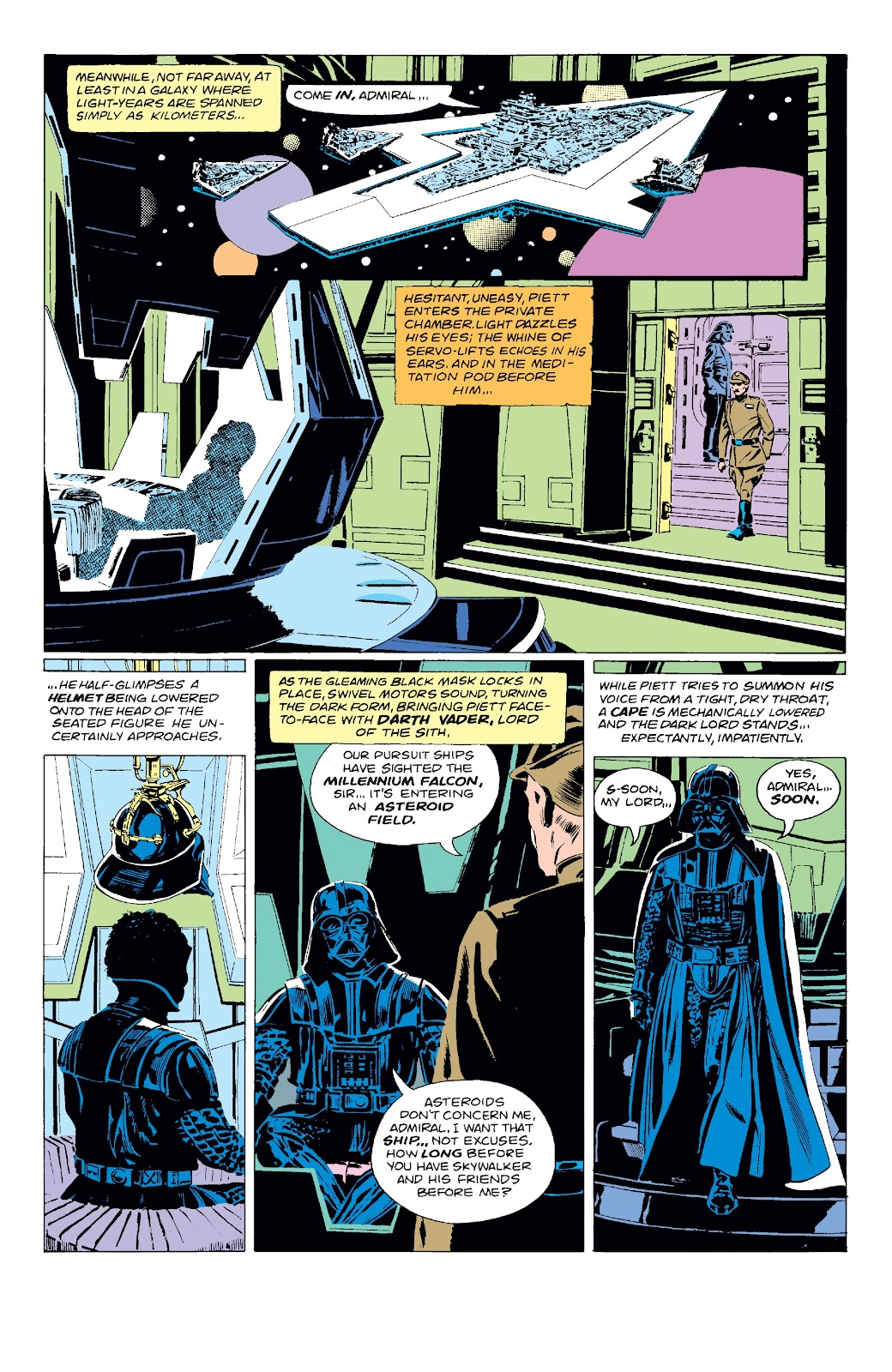 Read online Star Wars Legends: The Original Marvel Years - Epic Collection comic -  Issue # TPB 3 (Part 1) - 56