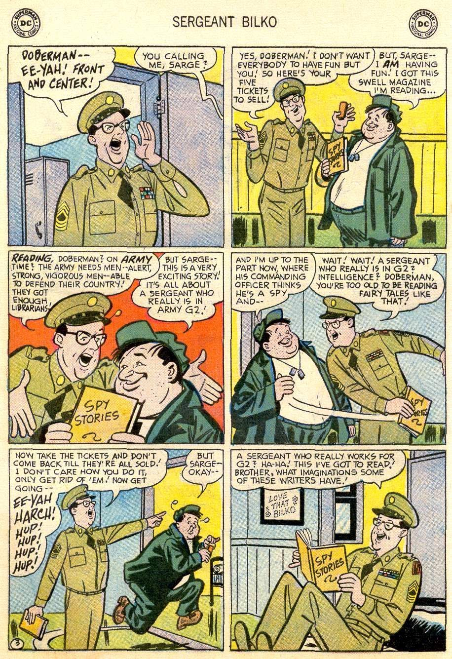 Sergeant Bilko issue 2 - Page 5