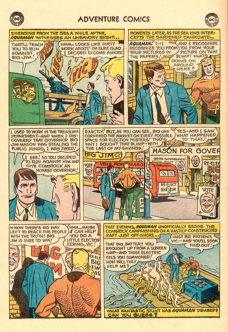 Read online Adventure Comics (1938) comic -  Issue #263 - 27