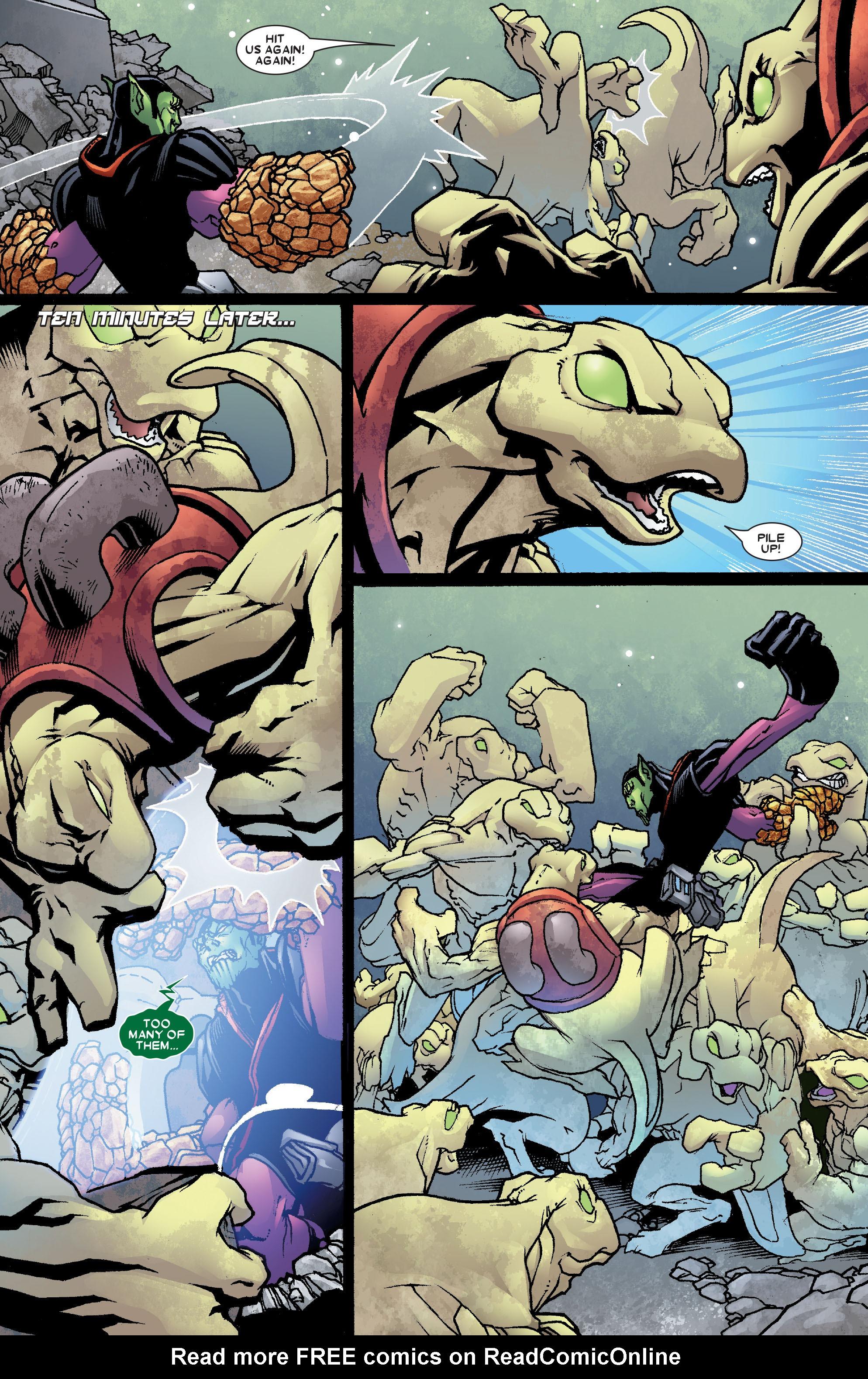 Read online Annihilation: Super-Skrull comic -  Issue #2 - 23
