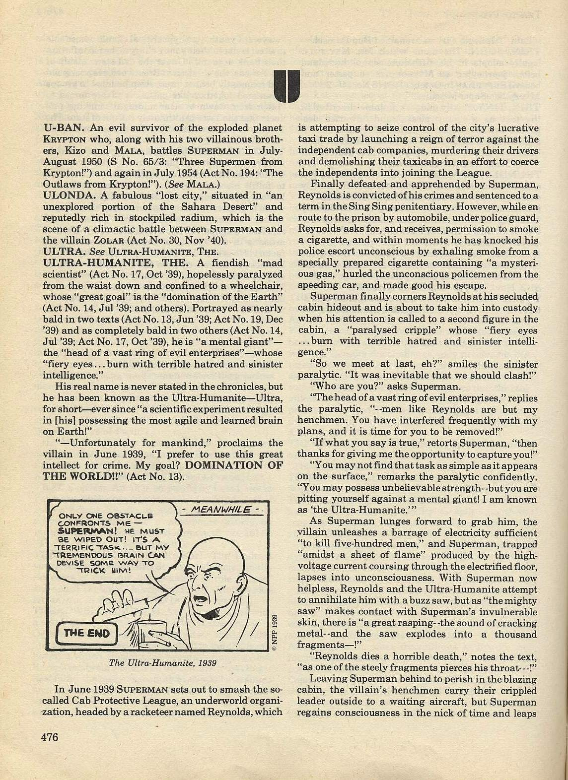 The Great Superman Book issue TPB (Part 5) - Page 77